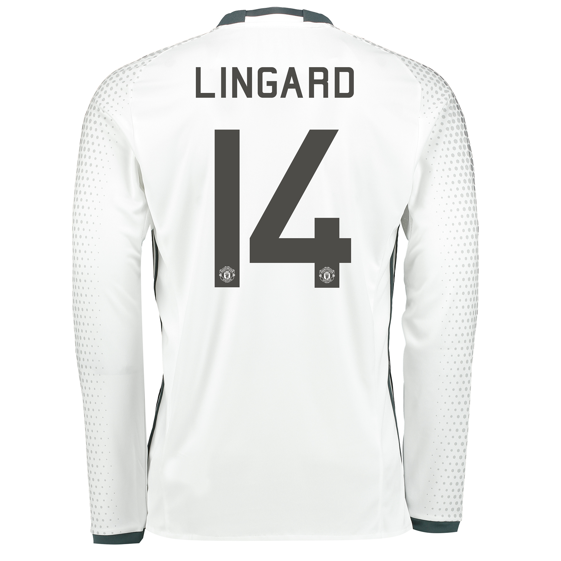 Manchester United Cup Third Shirt 2016-17 - Long Sleeve with Lingard 1