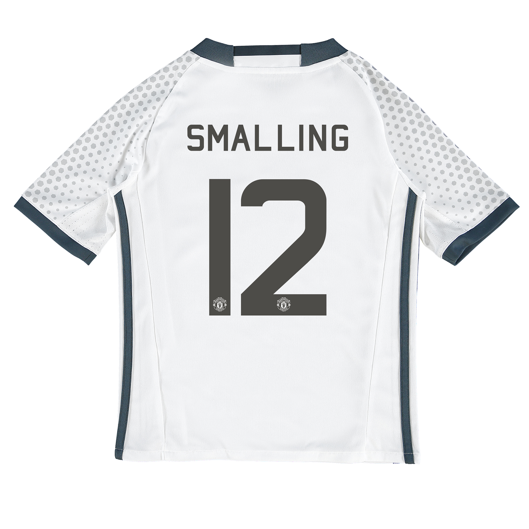 Manchester United Cup Third Shirt 2016-17 - Kids with Smalling 12 prin