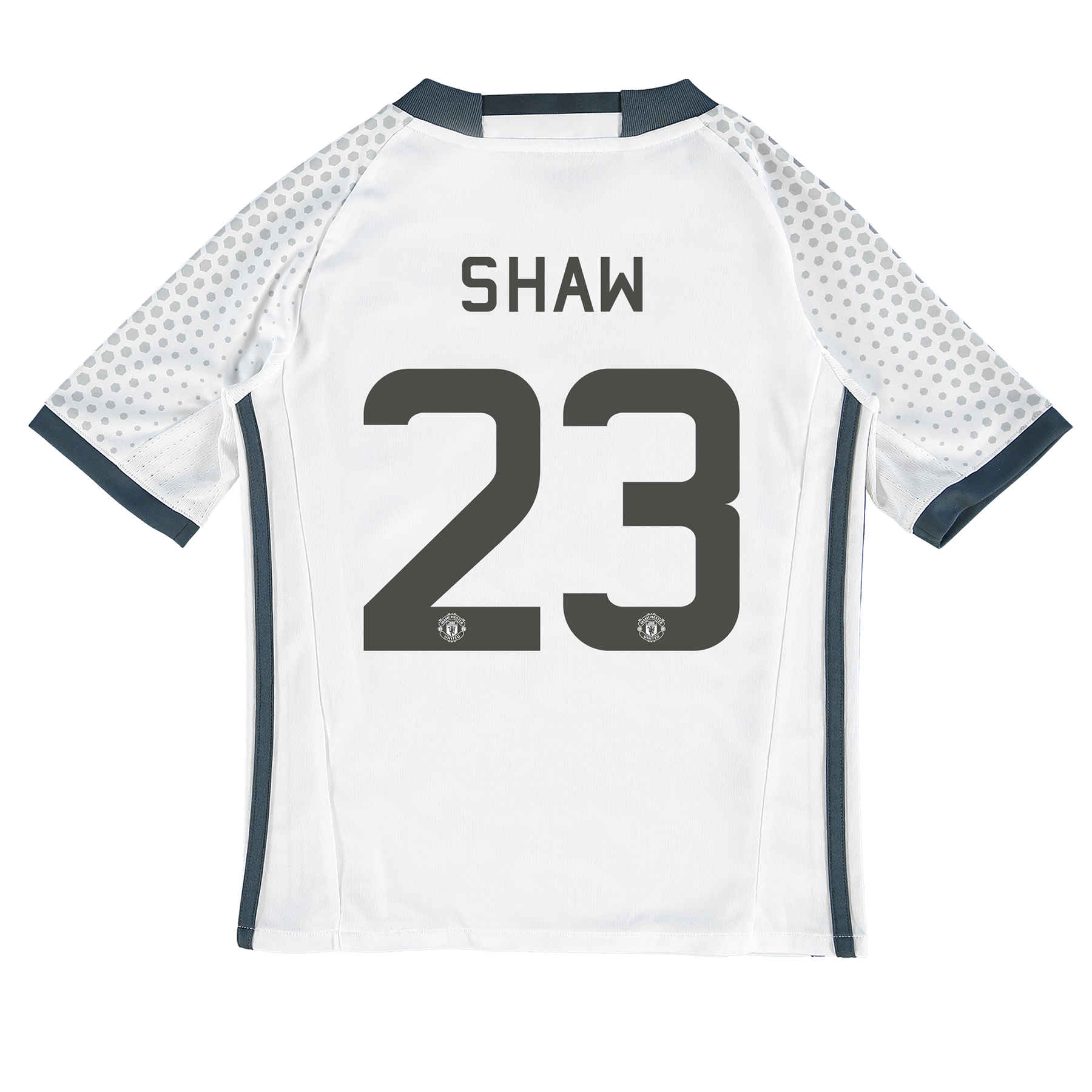 Manchester United Cup Third Shirt 2016-17 - Kids with Shaw 23 printing