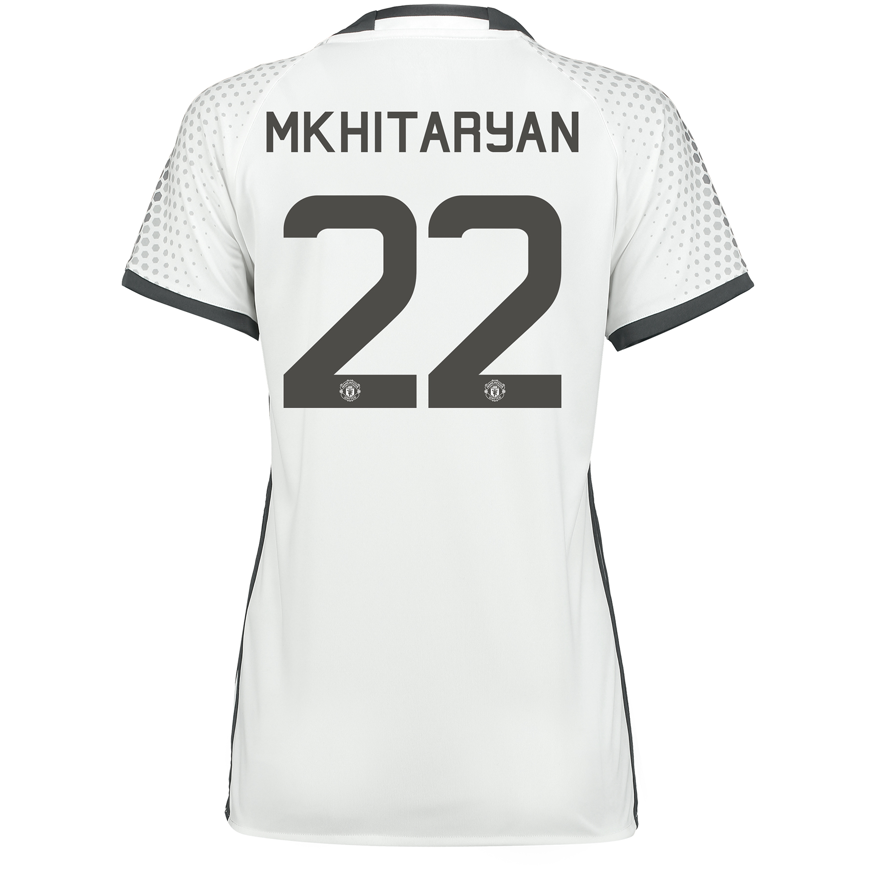 Manchester United Cup Third Shirt 2016-17 - Womens with Mkhitaryan 22