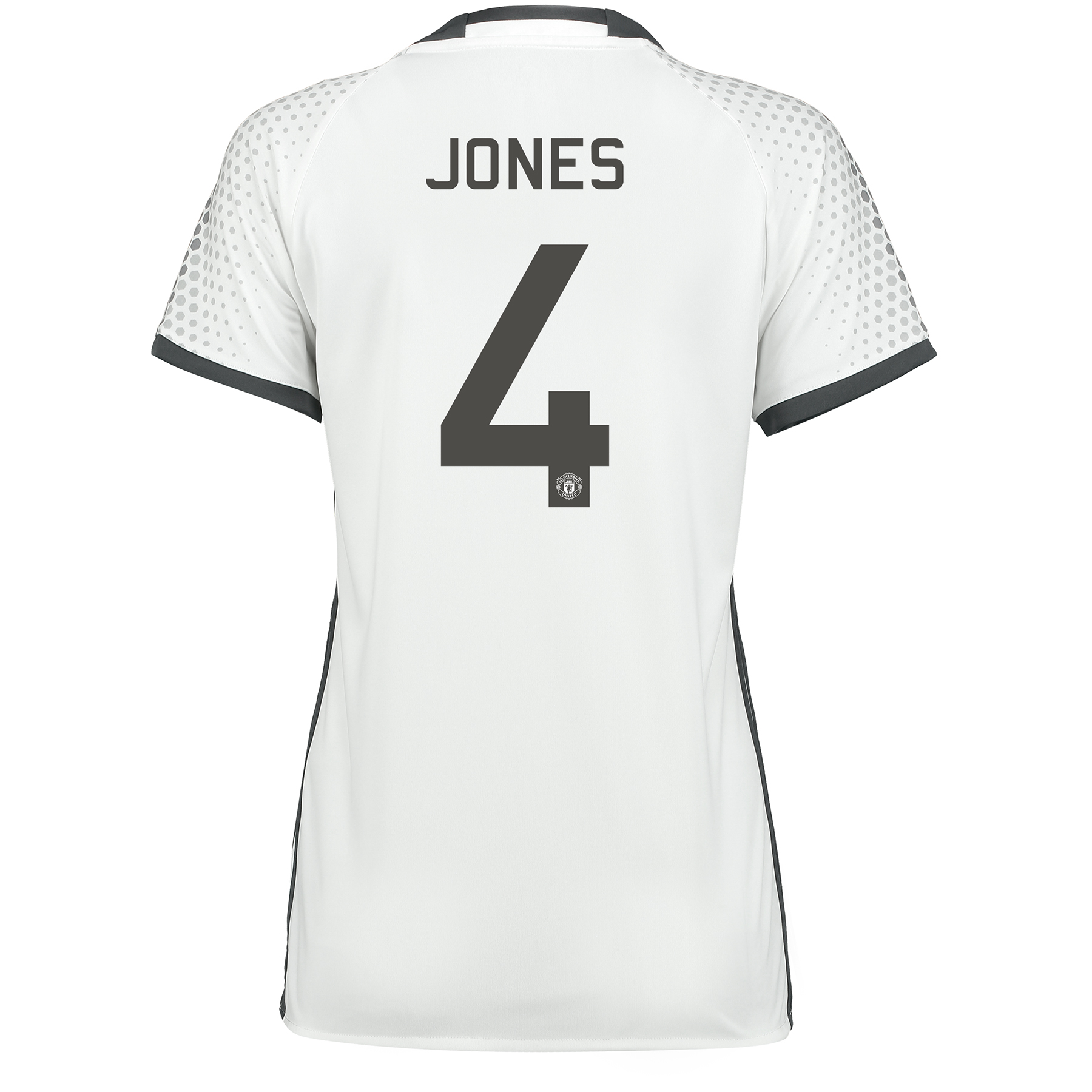 Manchester United Cup Third Shirt 2016-17 - Womens with Jones 4 printi