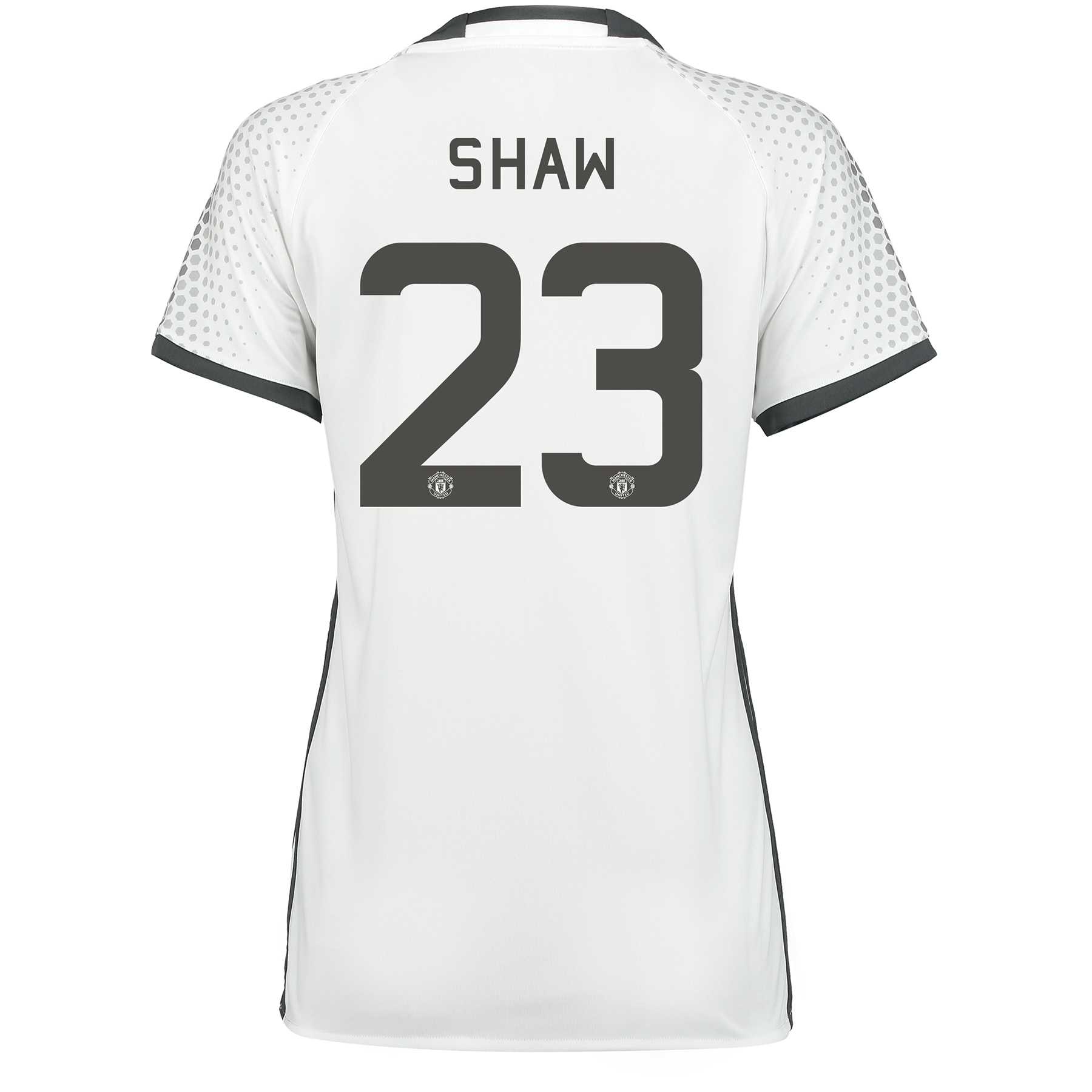 Manchester United Cup Third Shirt 2016-17 - Womens with Shaw 23 printi