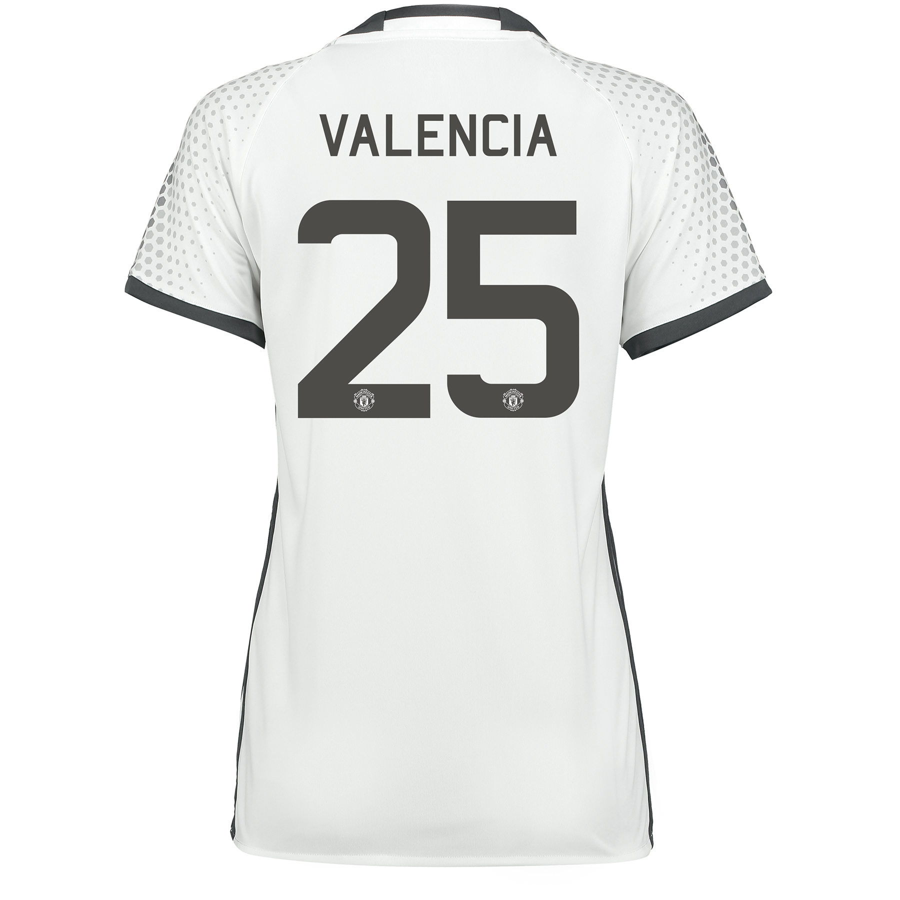 Manchester United Cup Third Shirt 2016-17 - Womens with Valencia 25 pr