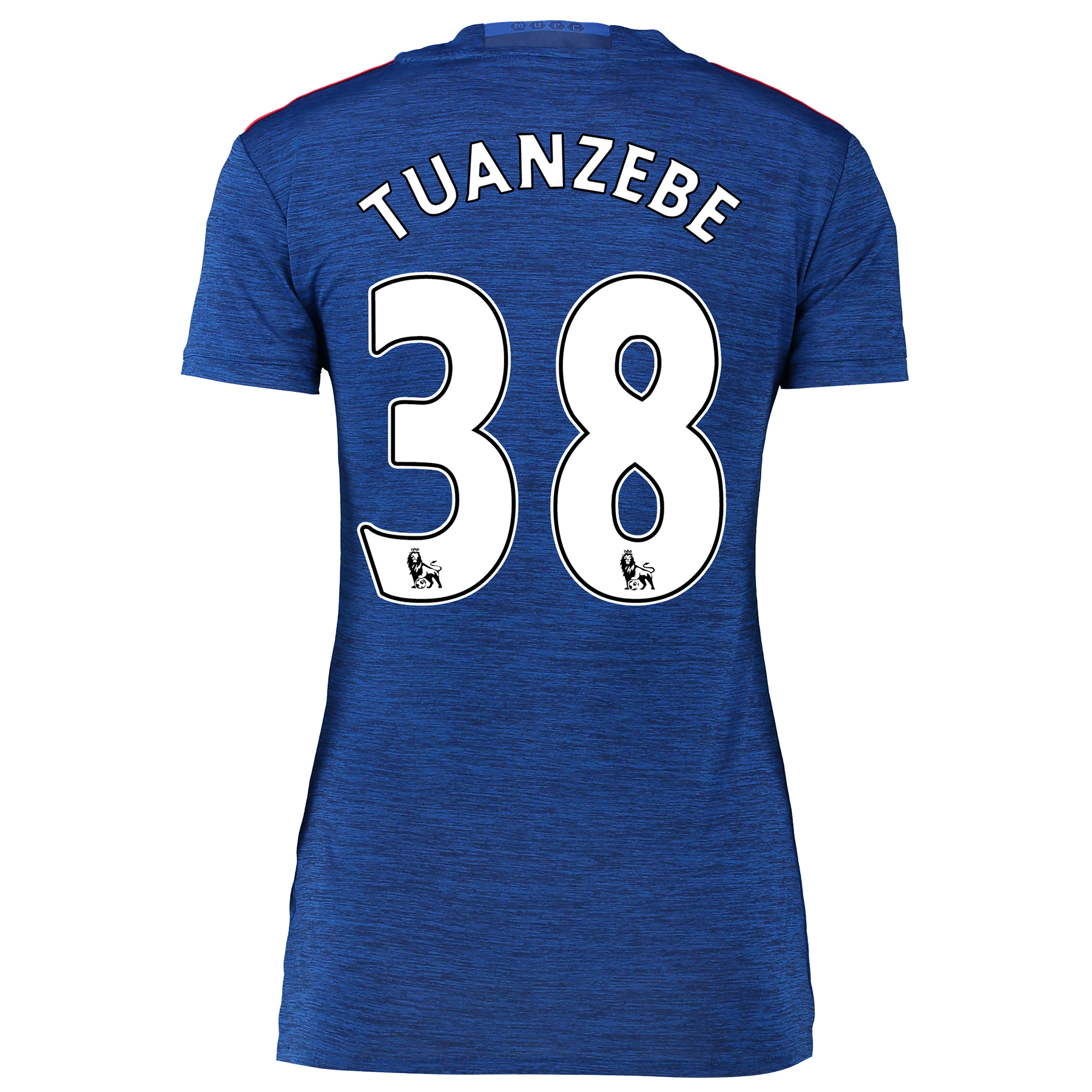 Manchester United Away Shirt 2016-17 - Womens with Tuanzebe 38 printin