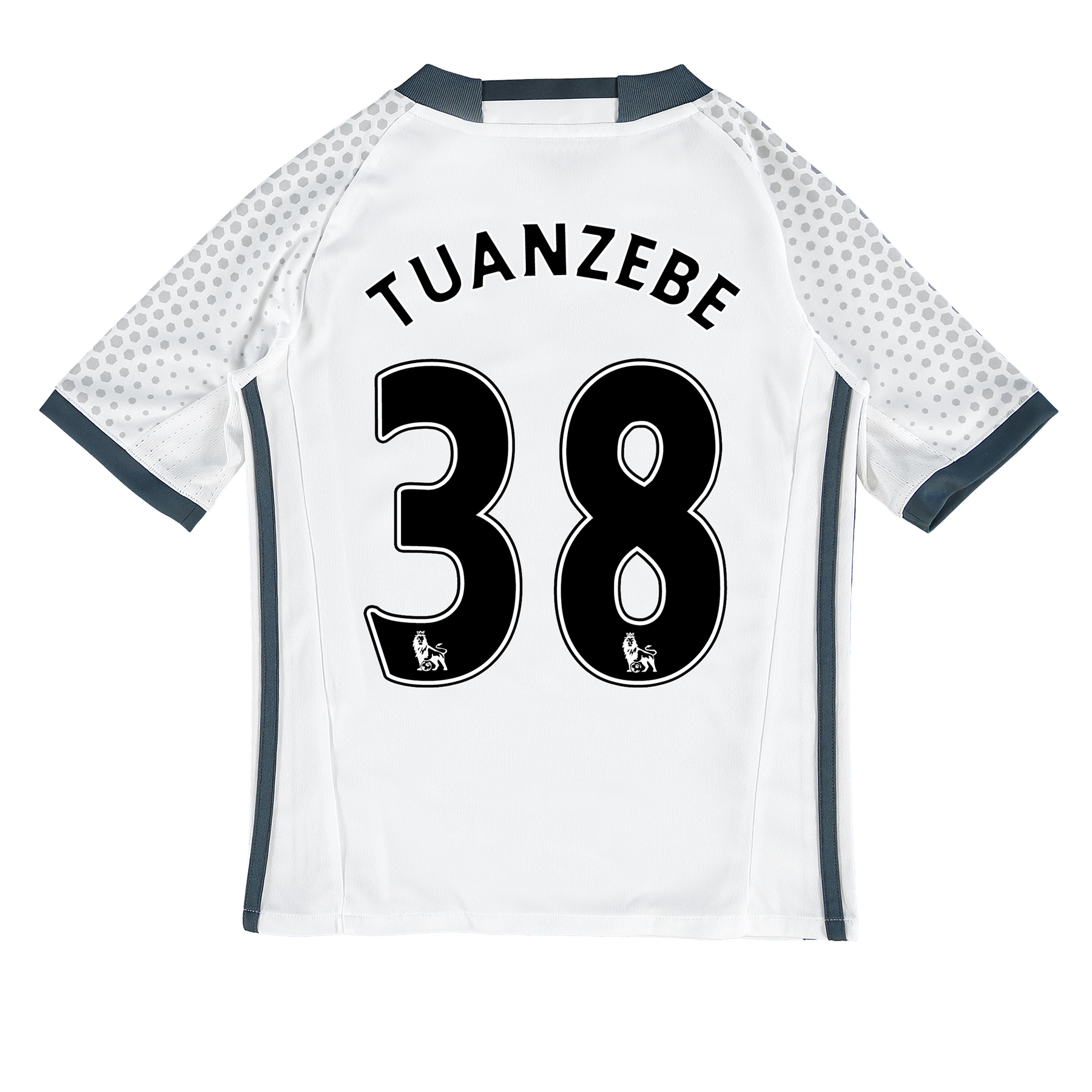 Manchester United Third Shirt 2016-17 - Kids with Tuanzebe 38 printing