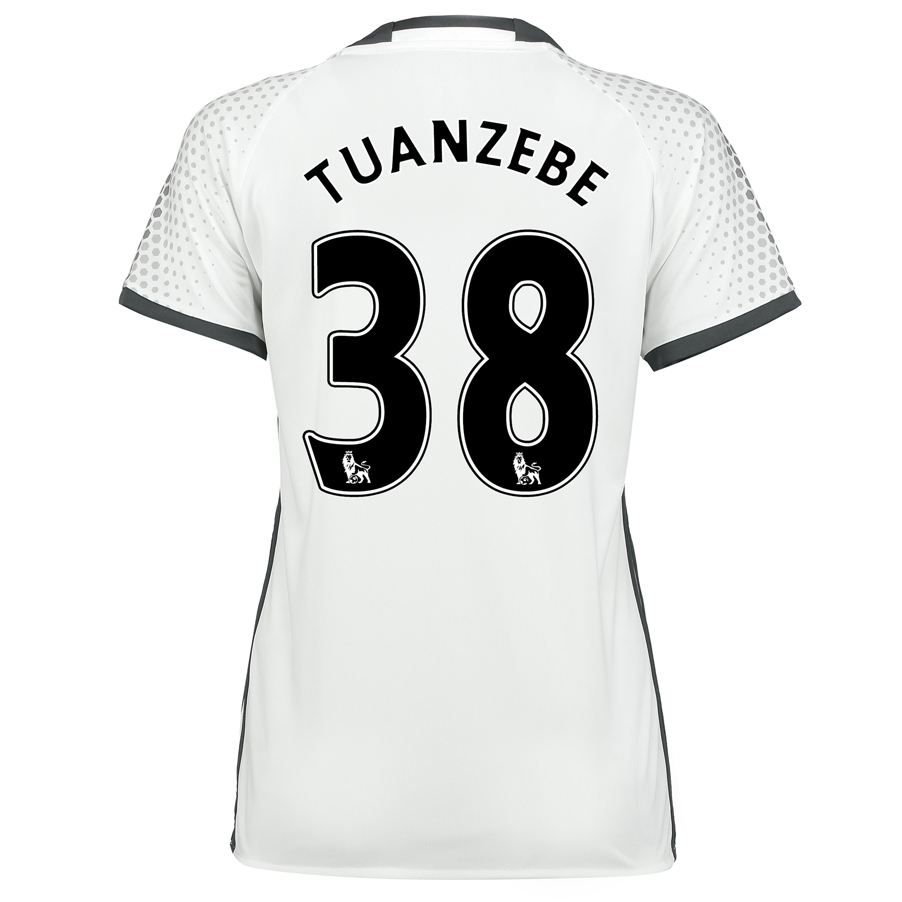 Manchester United Third Shirt 2016-17 - Womens with Tuanzebe 38 printi