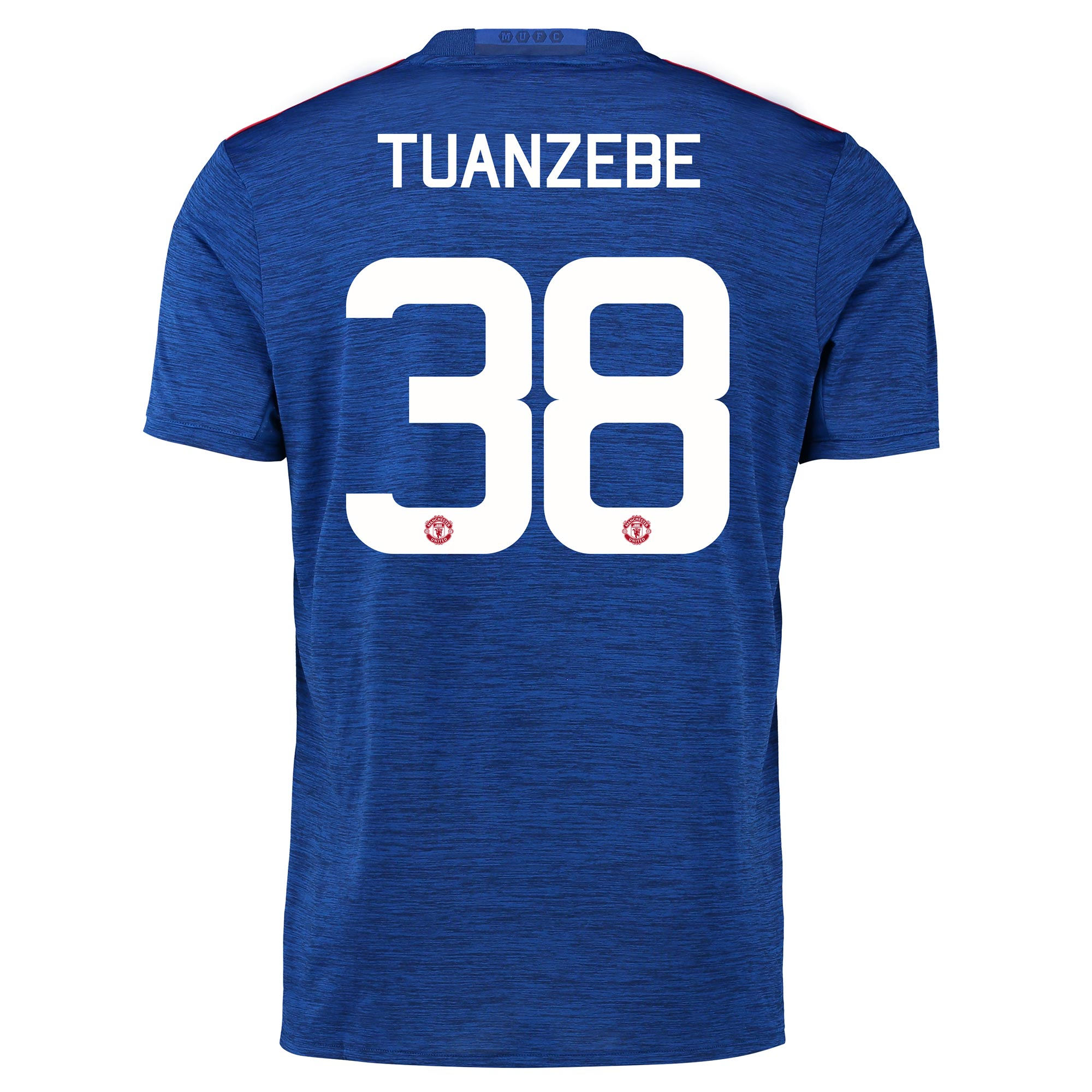 Manchester United Away Cup Shirt 2016-17 with Tuanzebe 38 printing