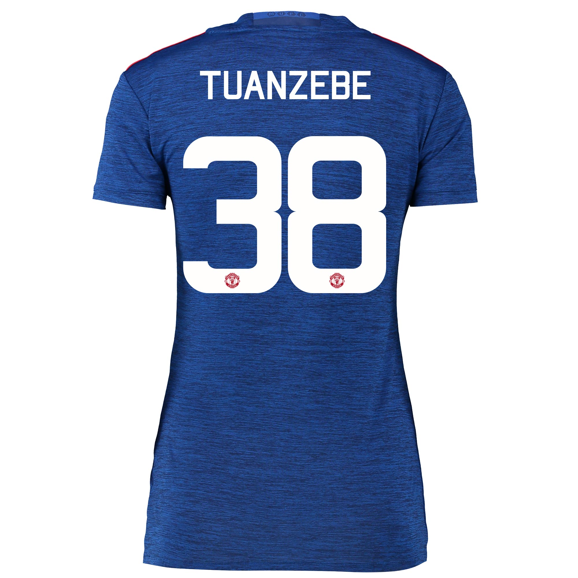 Manchester United Away Cup Shirt 2016-17 - Womens with Tuanzebe 38 pri