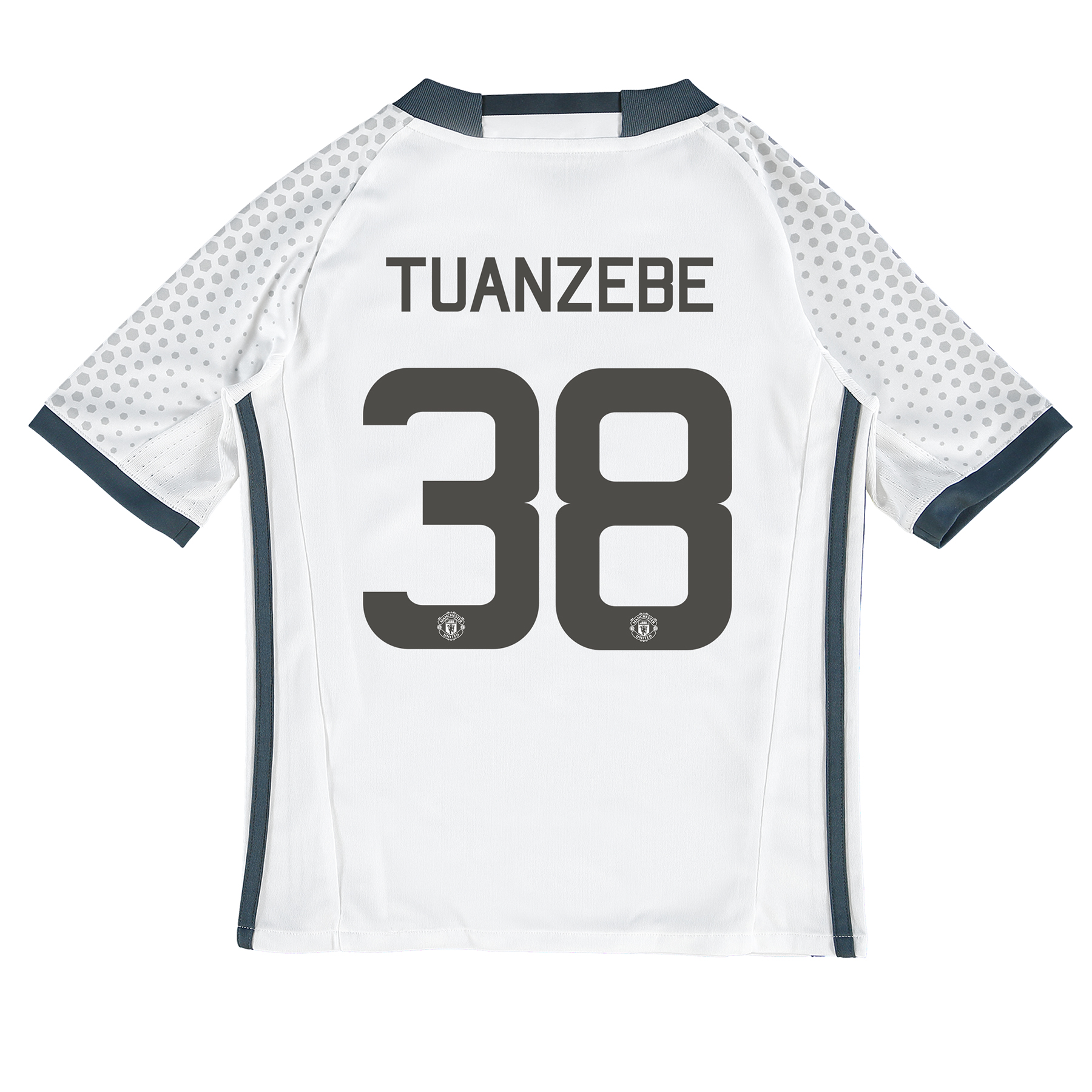 Manchester United Third Cup Shirt 2016-17 - Kids with Tuanzebe 38 prin