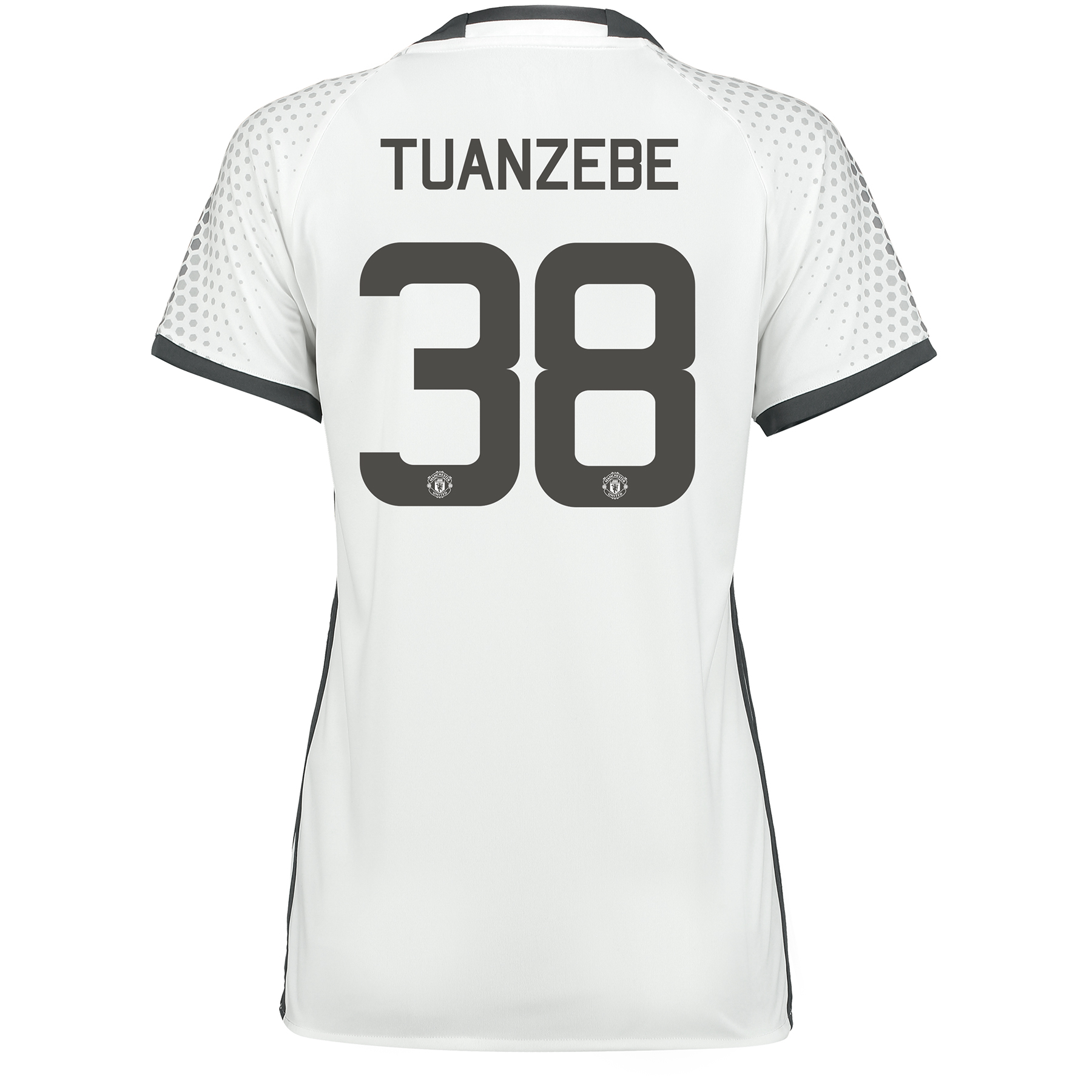 Manchester United Third Cup Shirt 2016-17 - Womens with Tuanzebe 38 pr