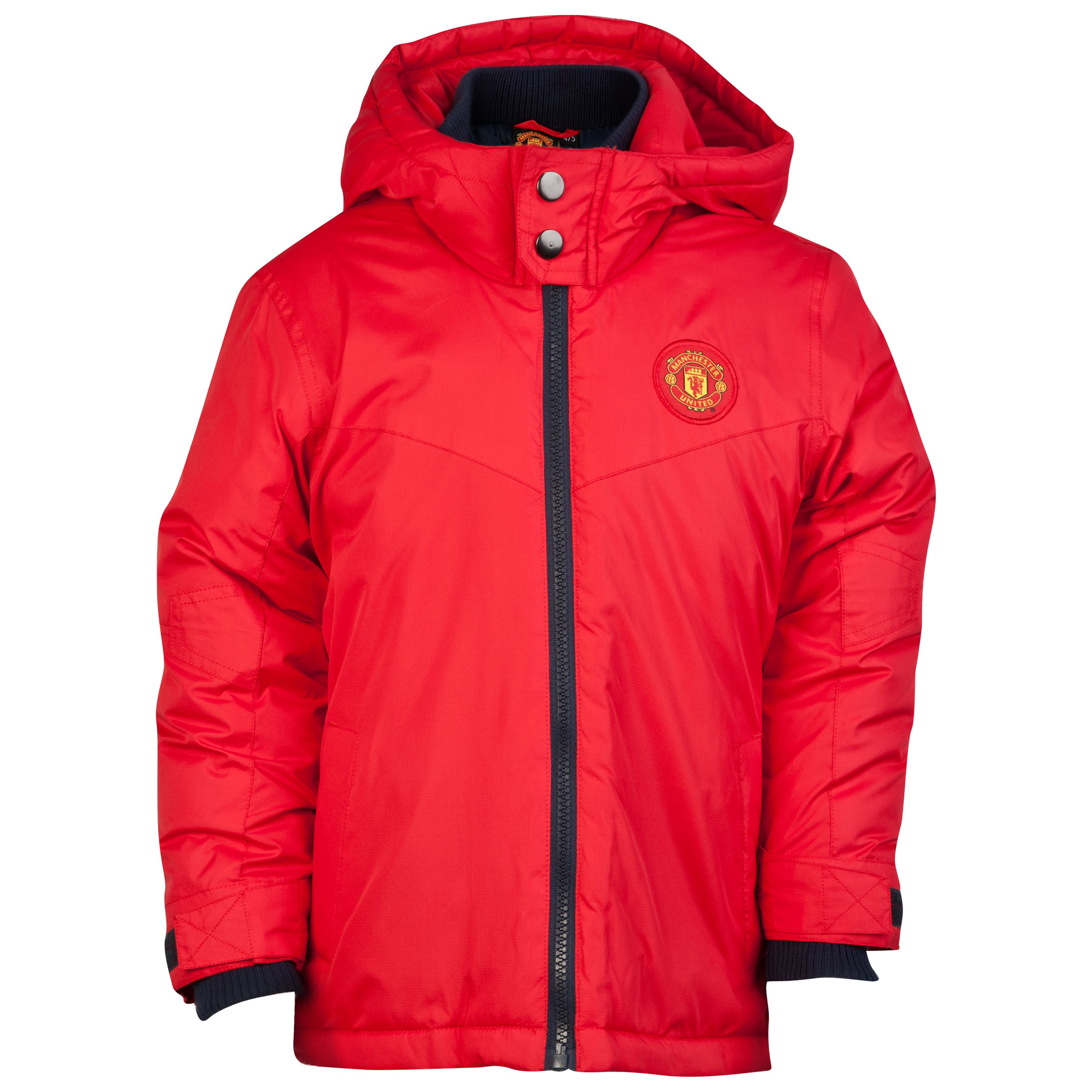 Manchester United Padded Jacket - OT Red - Infant Boys
