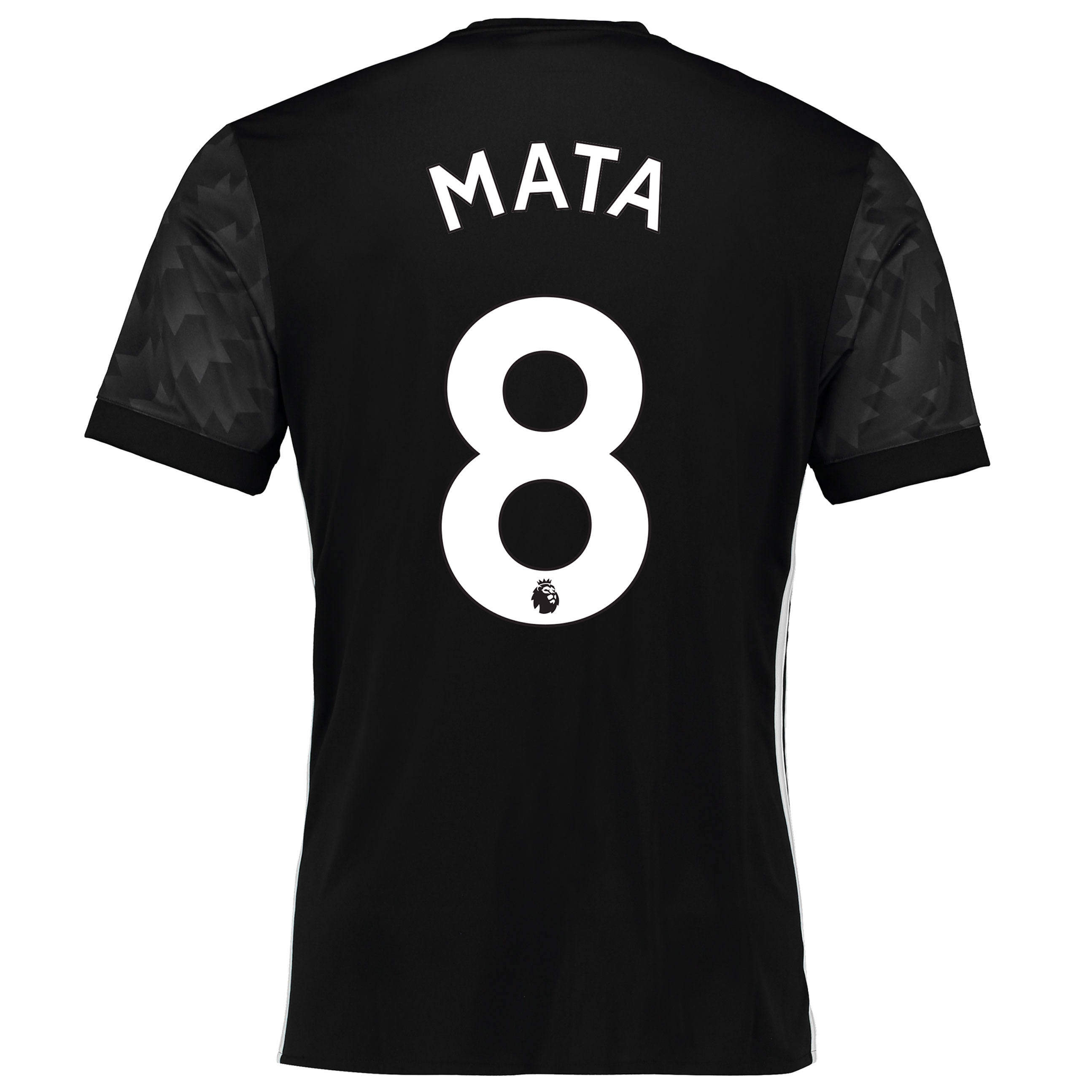 Manchester United Away Shirt 2017-18 with Mata 8 printing