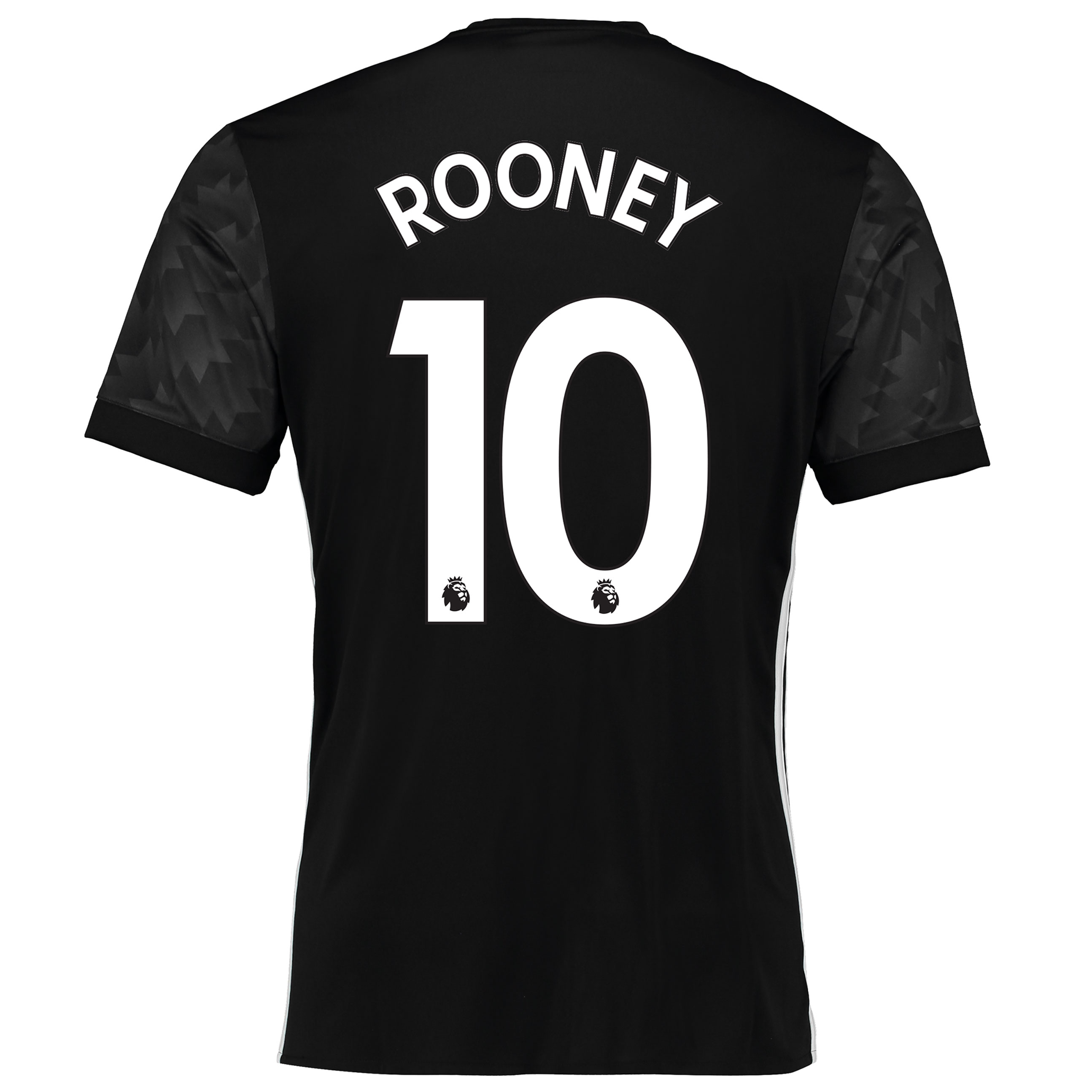 Manchester United Away Shirt 2017-18 with Rooney 10 printing