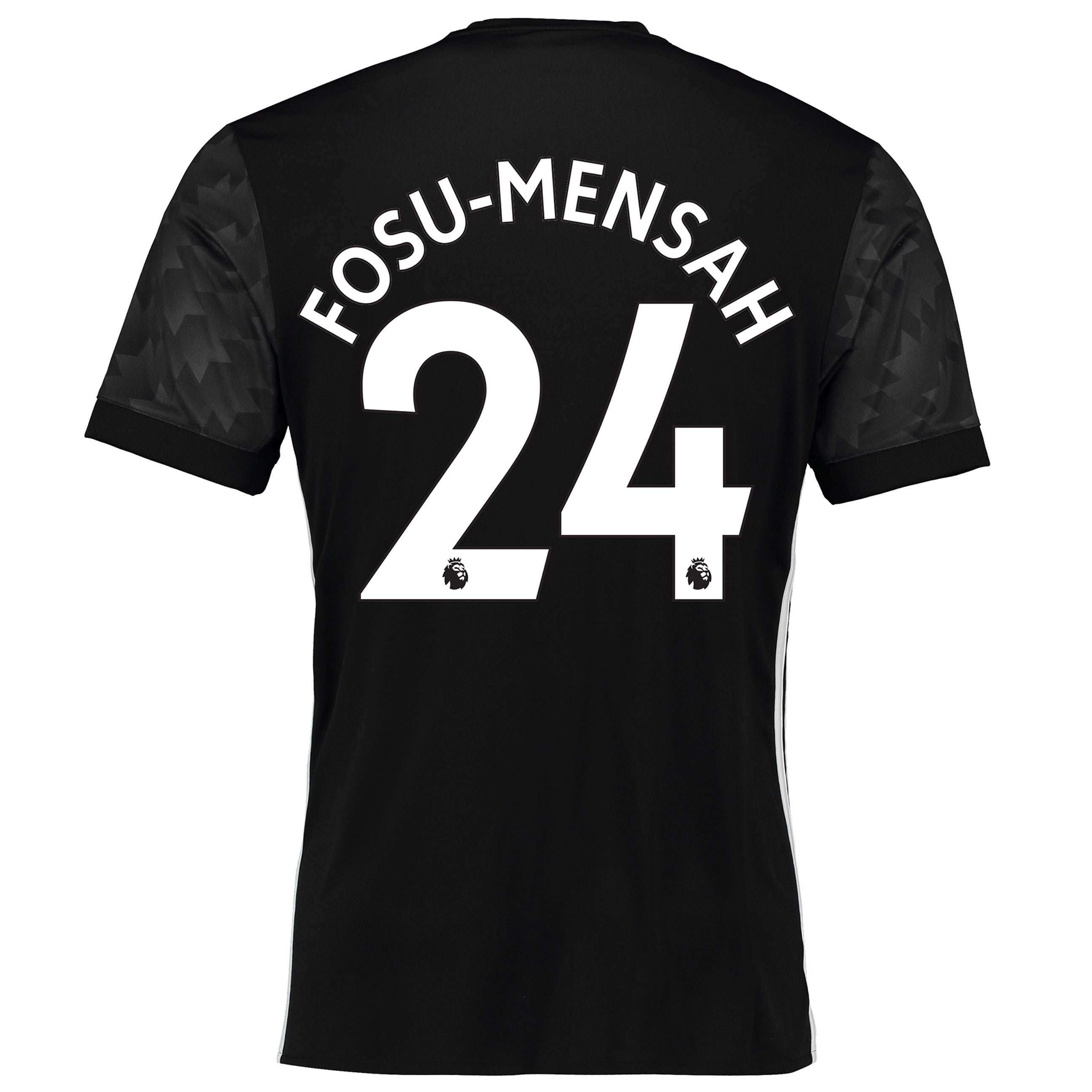 Manchester United Away Shirt 2017-18 with Fosu-Mensah 24 printing