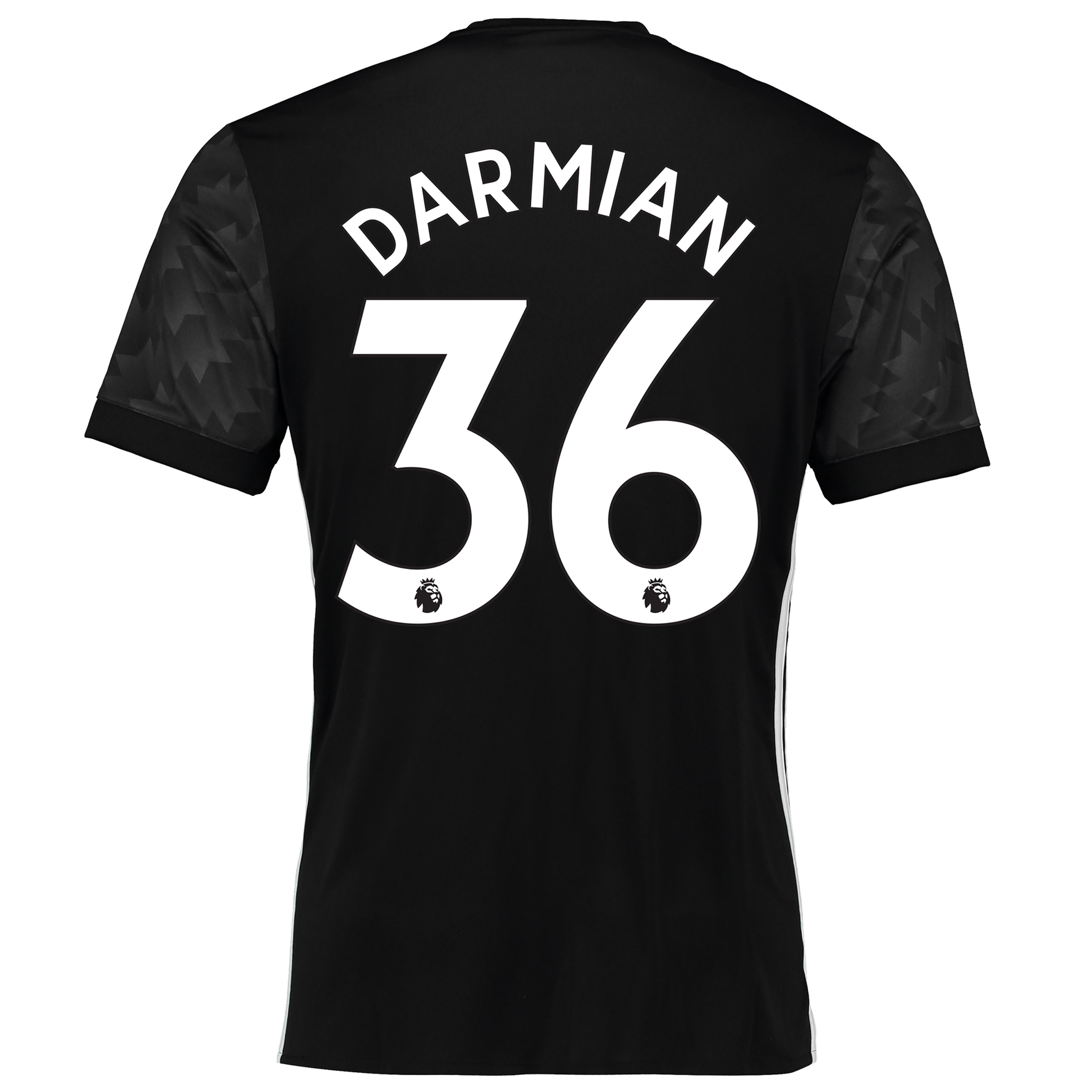 Manchester United Away Shirt 2017-18 with Darmian 36 printing