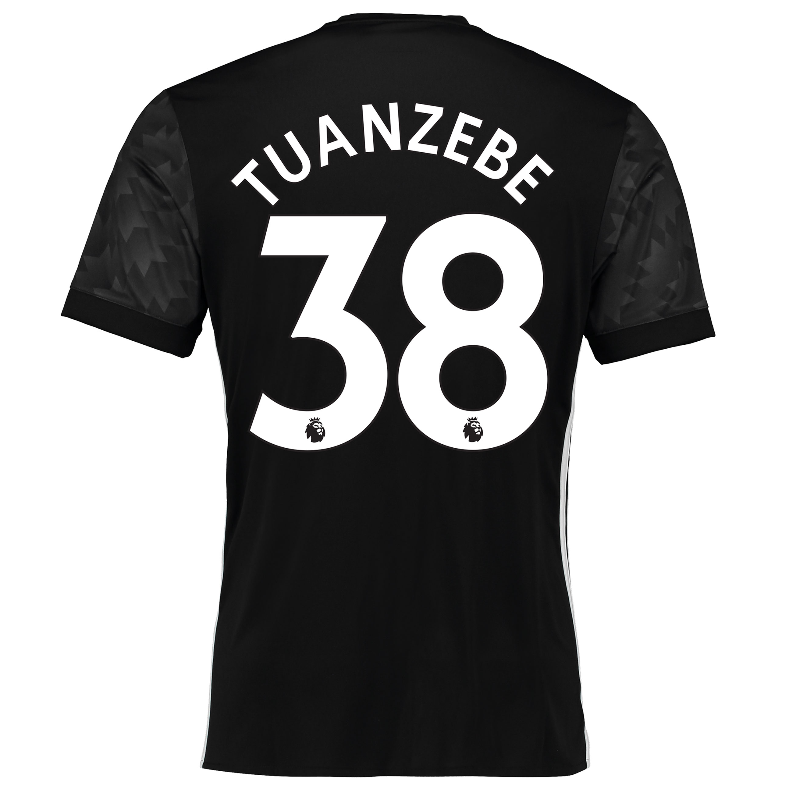 Manchester United Away Shirt 2017-18 with Tuanzebe 38 printing