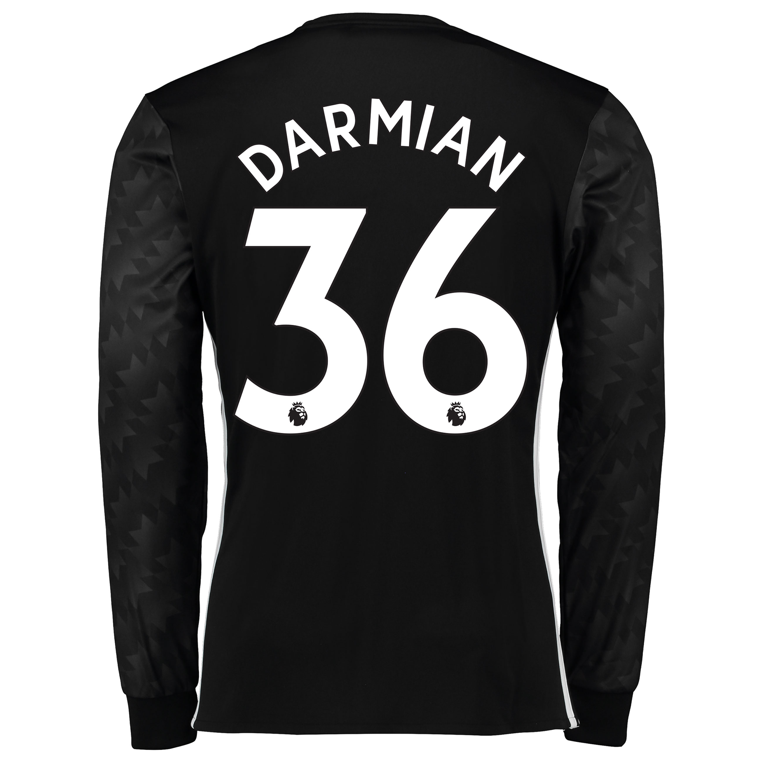 Manchester United Away Shirt 2017-18 - Long Sleeve with Darmian 36 pri