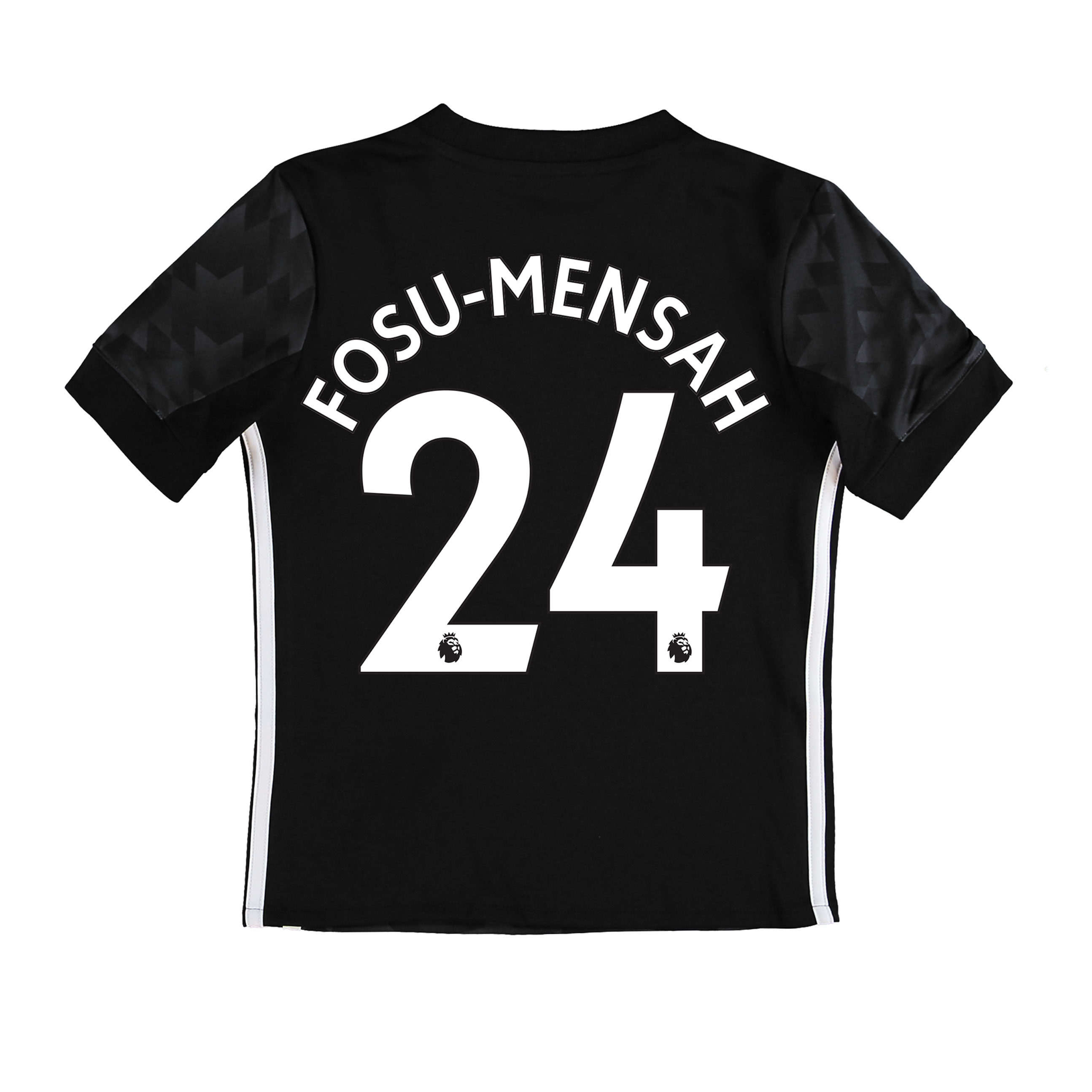 Manchester United Away Shirt 2017-18 - Kids with Fosu-Mensah 24 printi