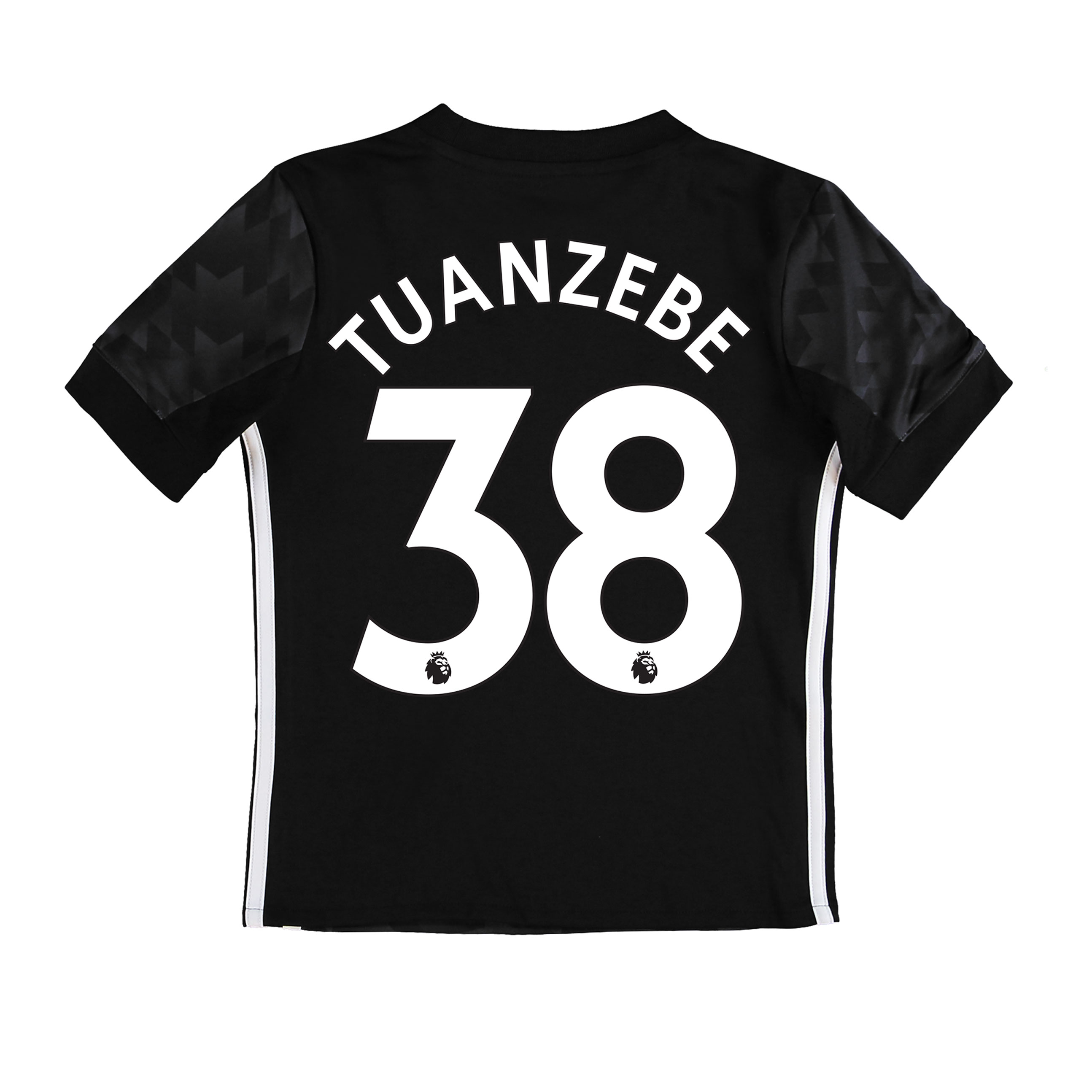 Manchester United Away Shirt 2017-18 - Kids with Tuanzebe 38 printing