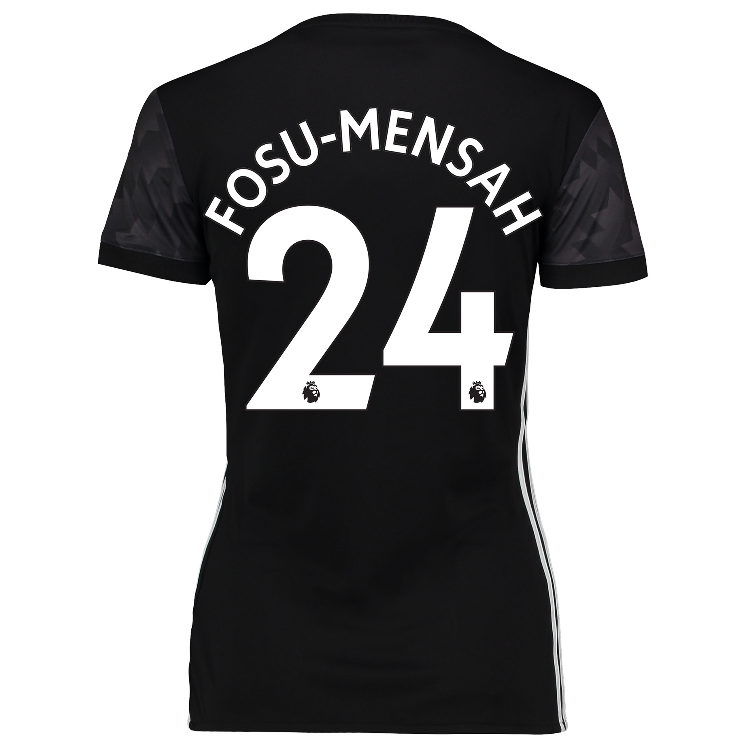 Manchester United Away Shirt 2017-18 - Womens with Fosu-Mensah 24 prin