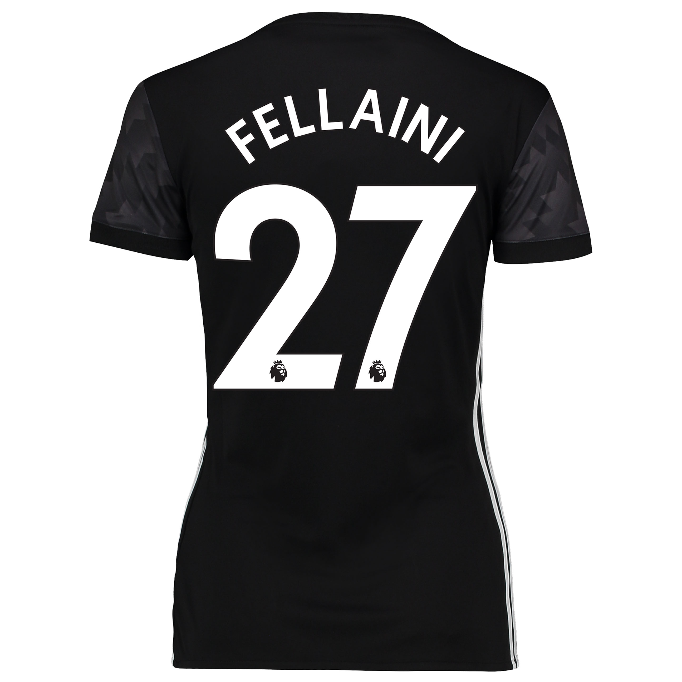 Manchester United Away Shirt 2017-18 - Womens with Fellaini 27 printin