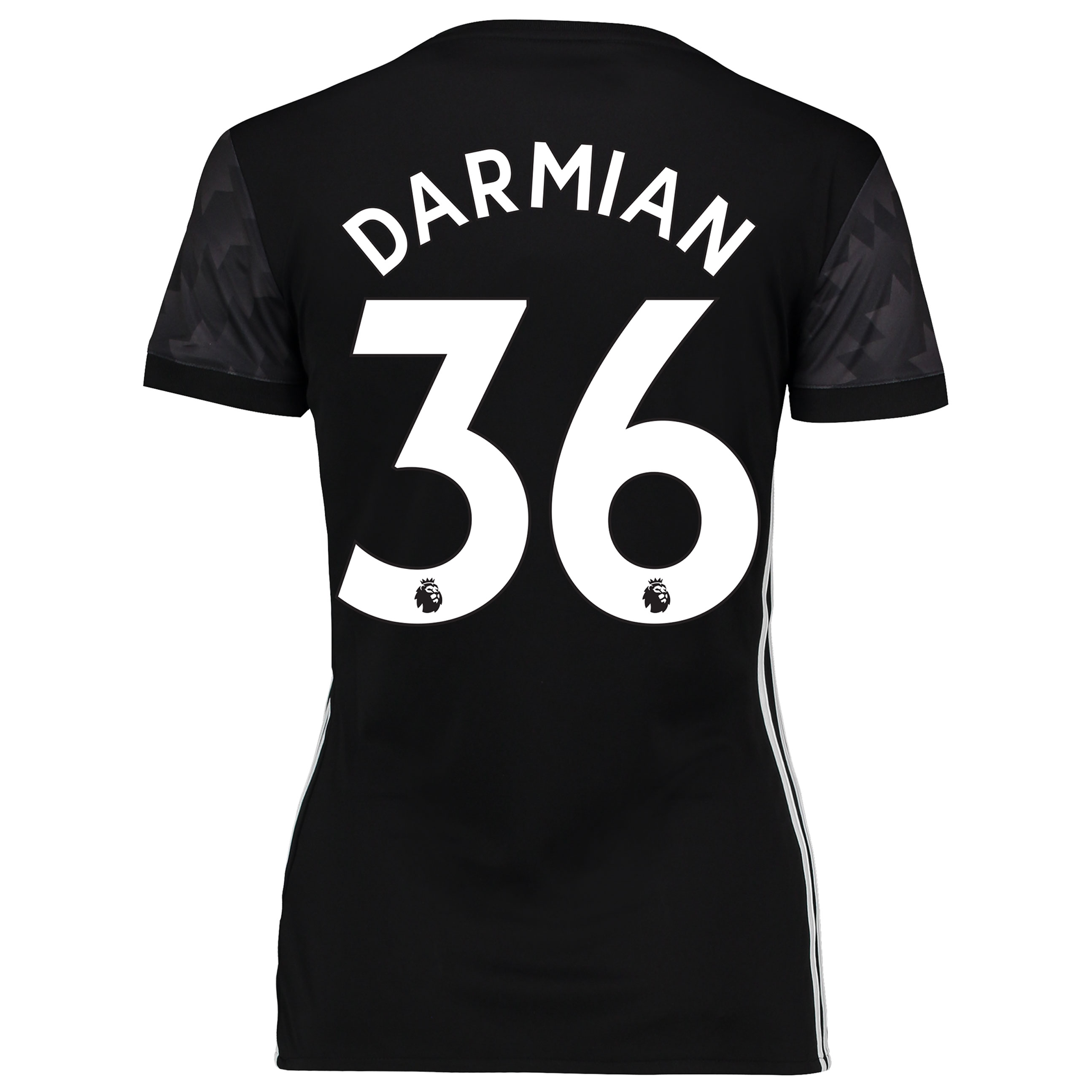 Manchester United Away Shirt 2017-18 - Womens with Darmian 36 printing