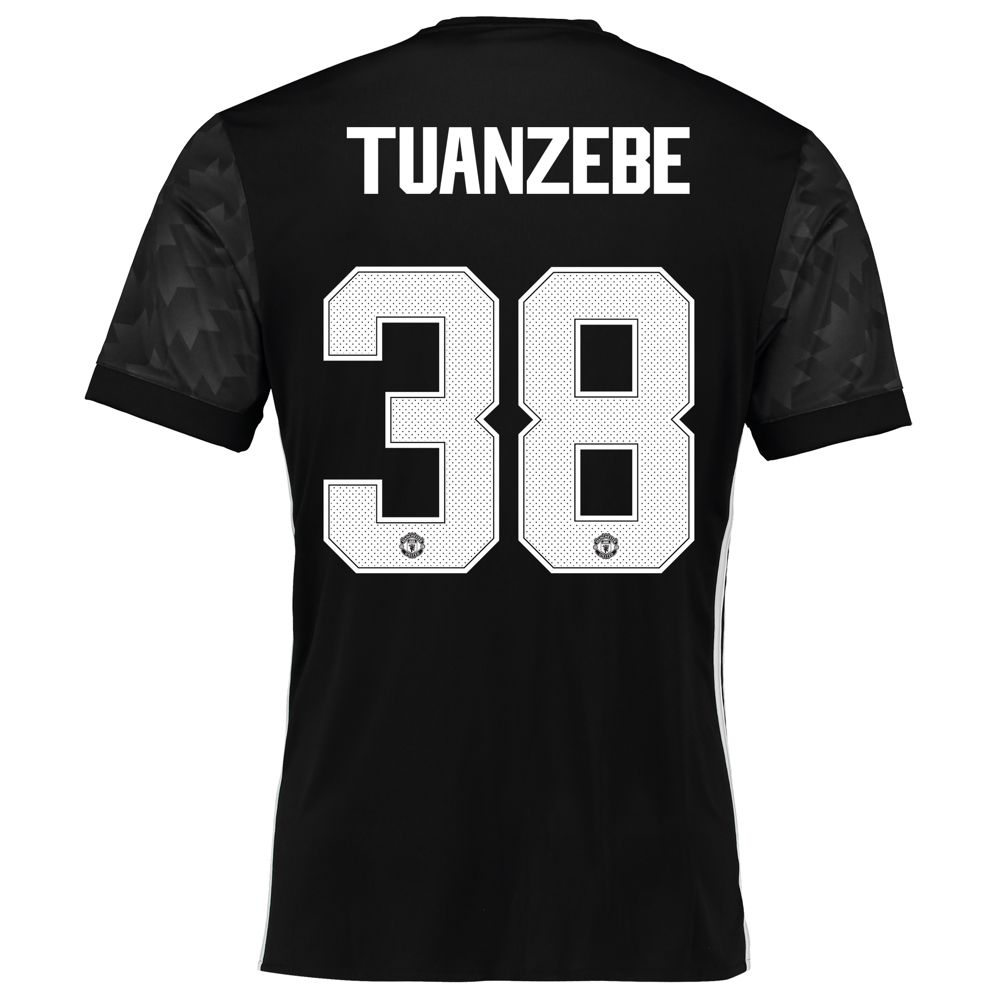 Manchester United Away Cup Shirt 2017-18 with Tuanzebe 38 printing