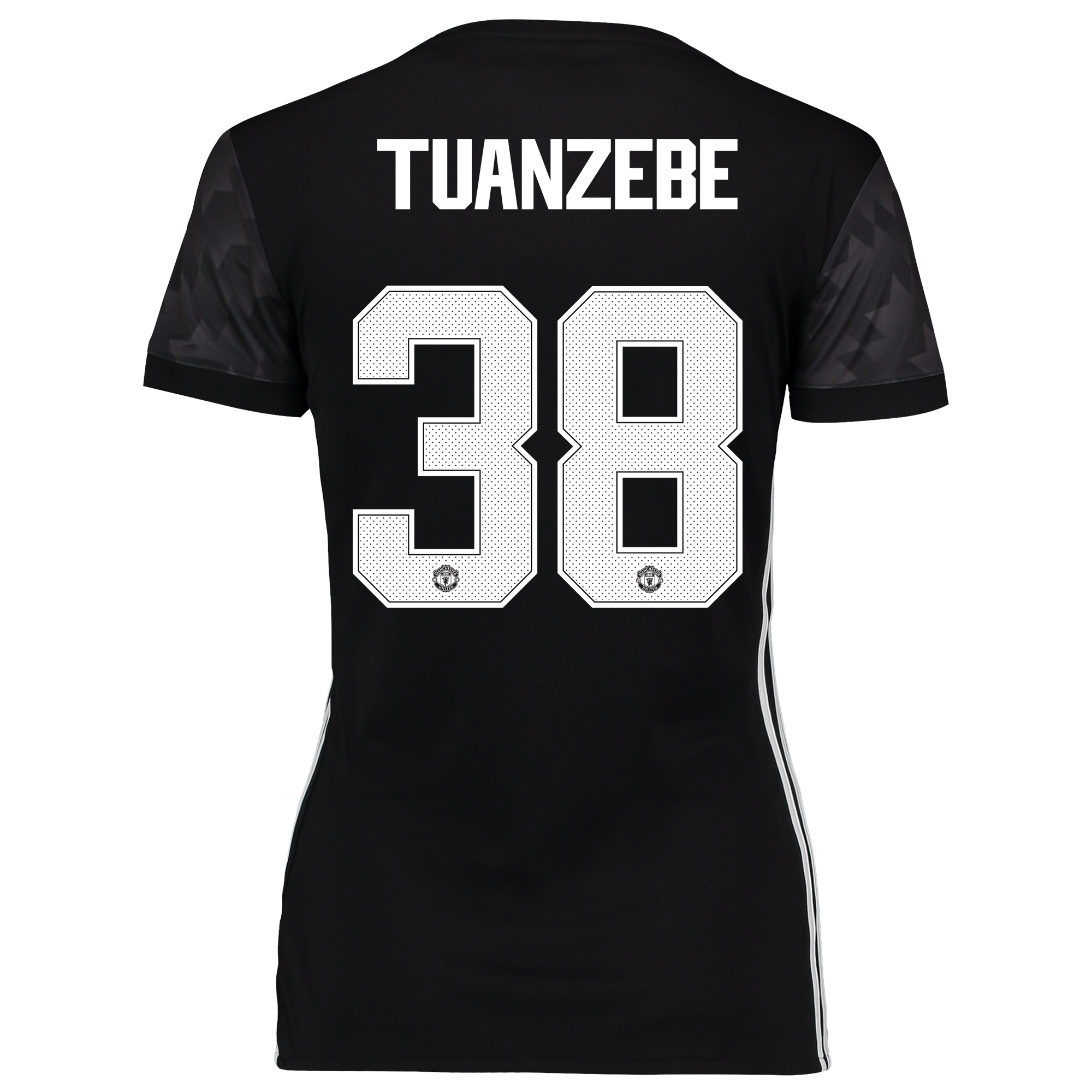 Manchester United Away Cup Shirt 2017-18 - Womens with Tuanzebe 38 pri