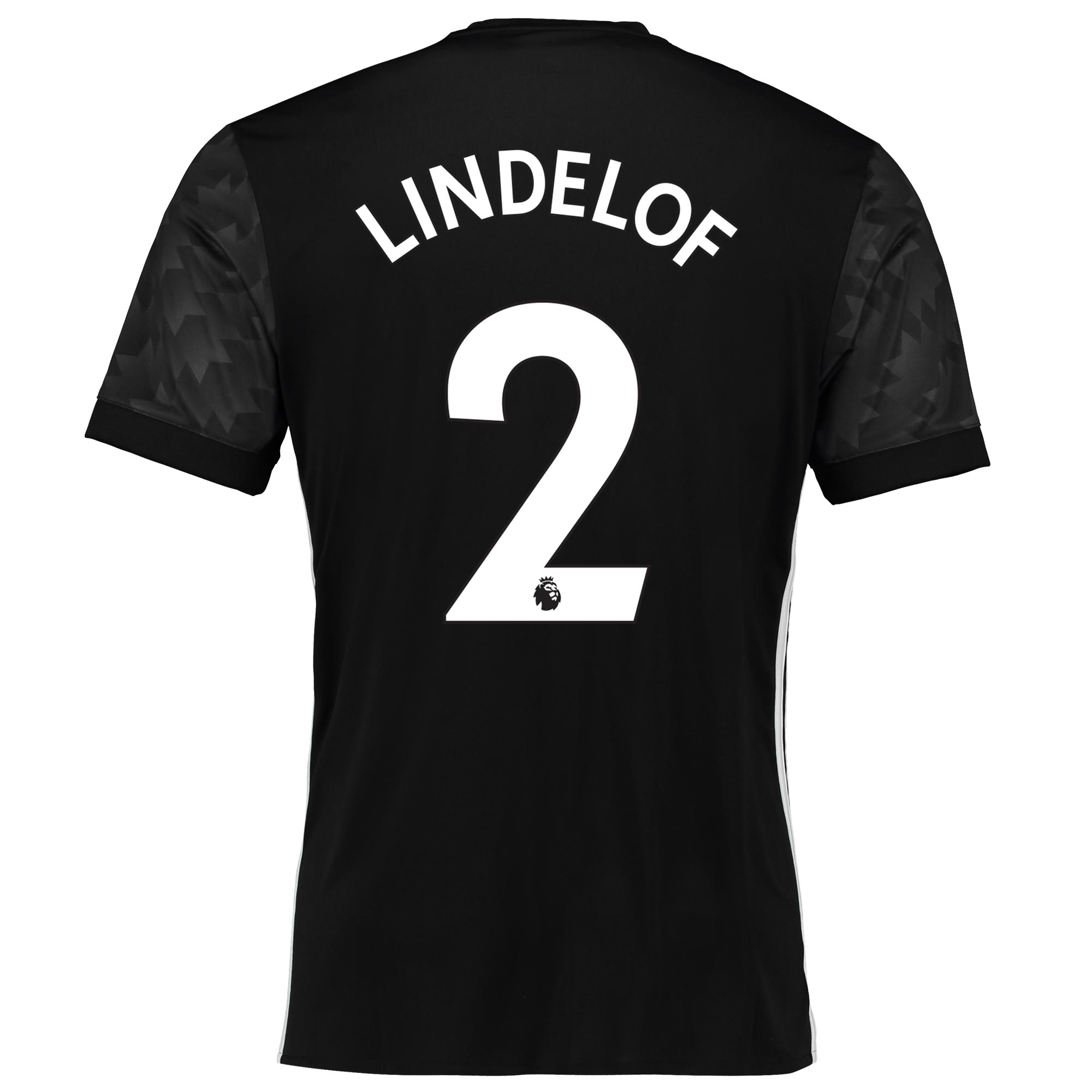 Manchester United Away Shirt 2017-18 with Lindelof TBC printing