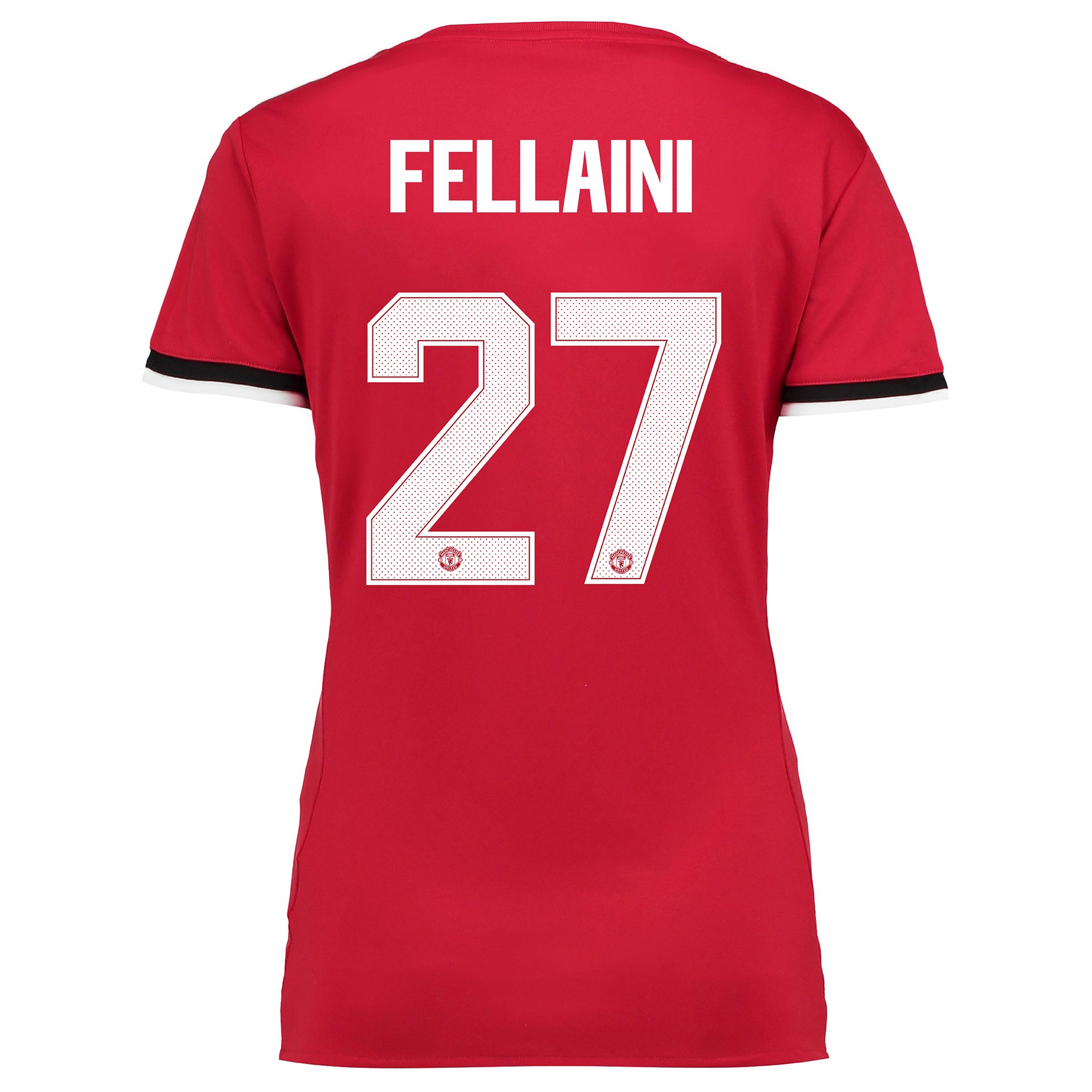 Manchester United Home Cup Shirt 2017-18 - Womens with Fellaini 27 pri