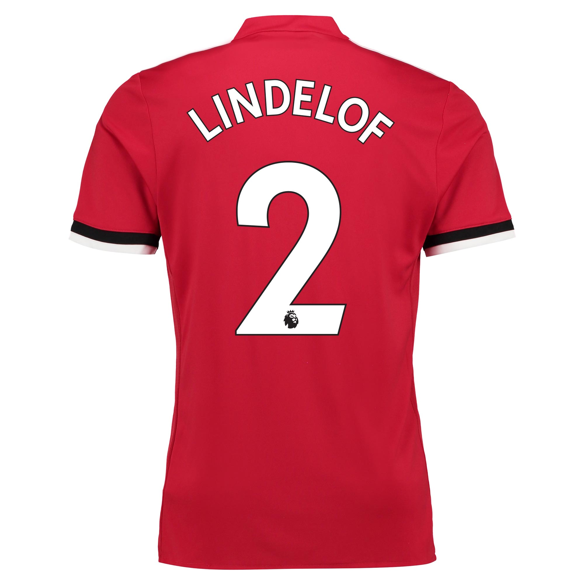 Manchester United Home Shirt 2017-18 Lindelof 2