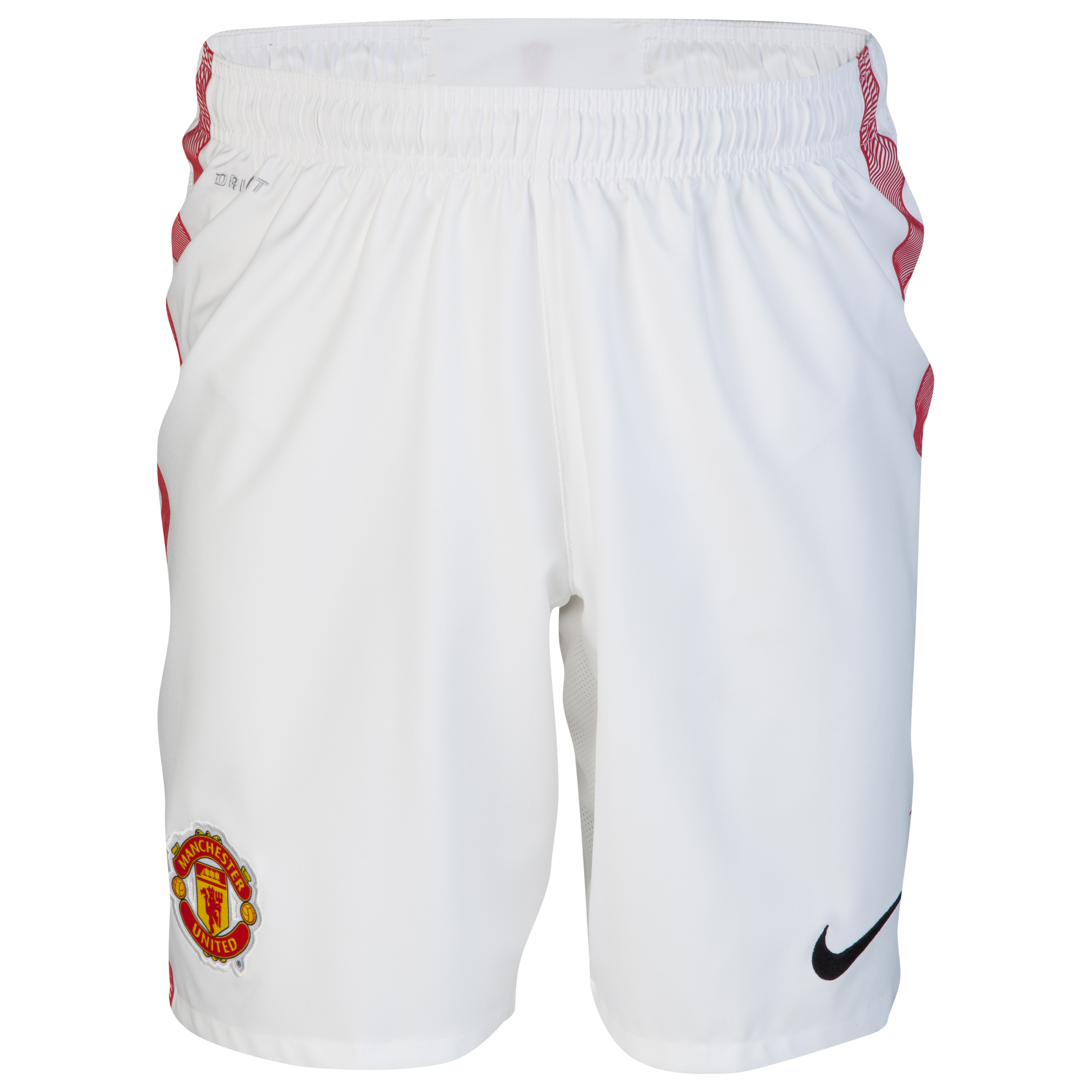 Manchester United Home Shorts 2012/13 -  Kids