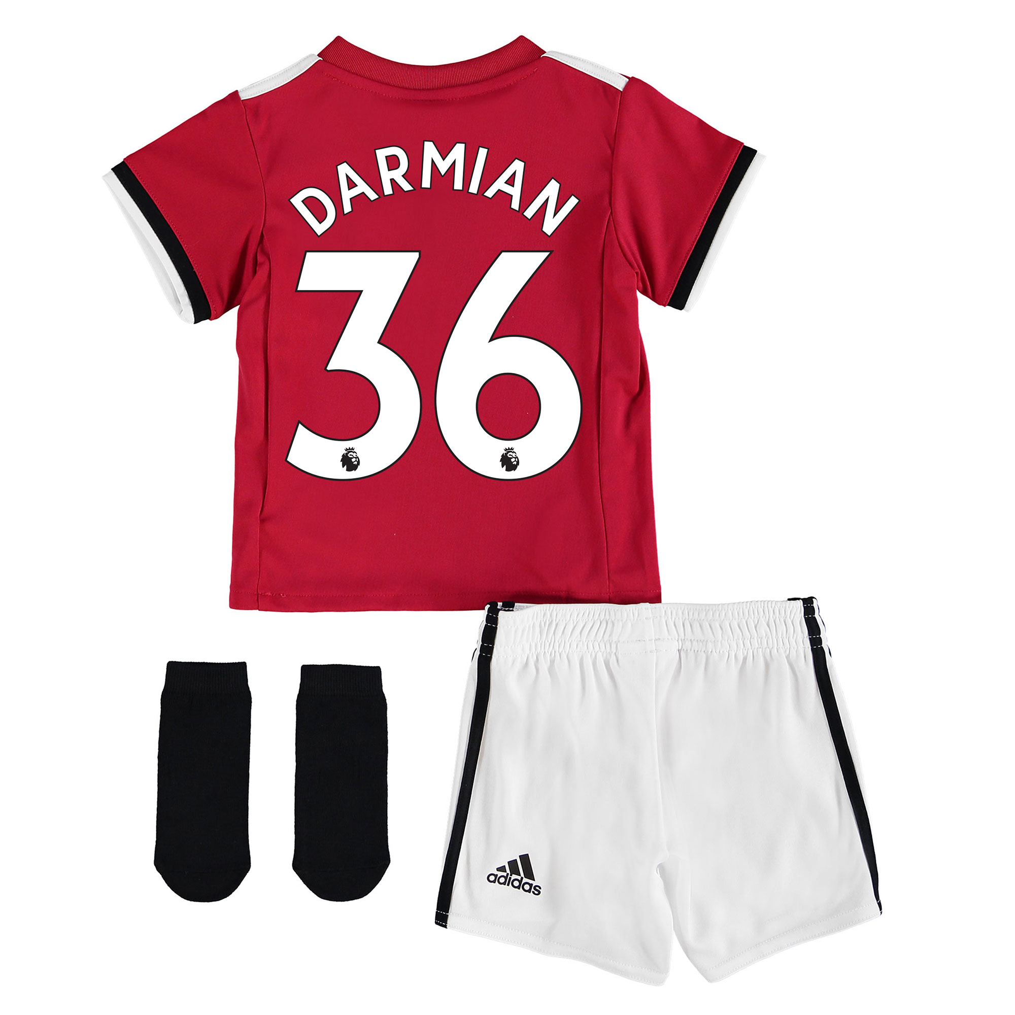 Manchester United Home Baby Kit 2017-18 with Darmian 36 printing
