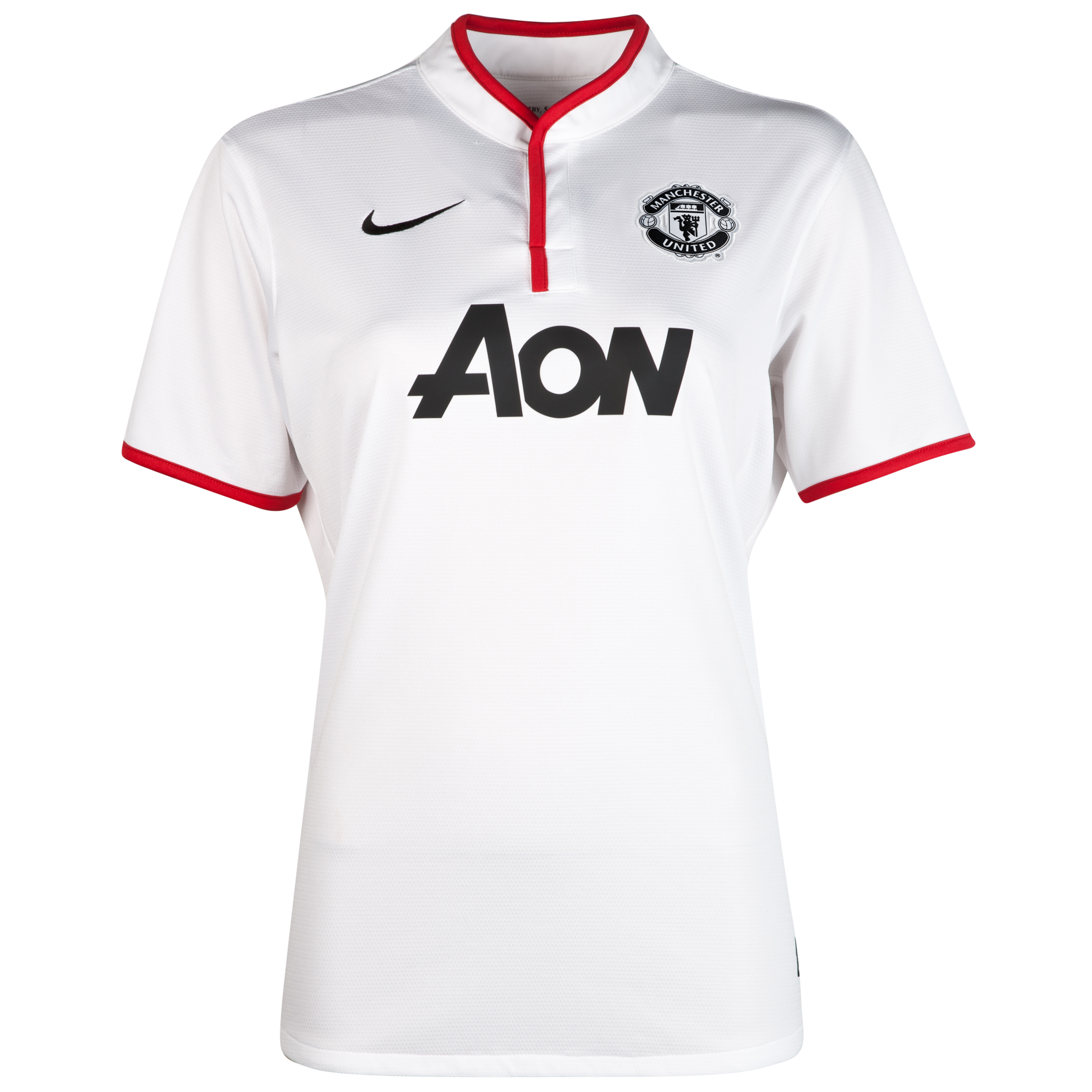 Manchester United Away Shirt 2012/13 - Womens