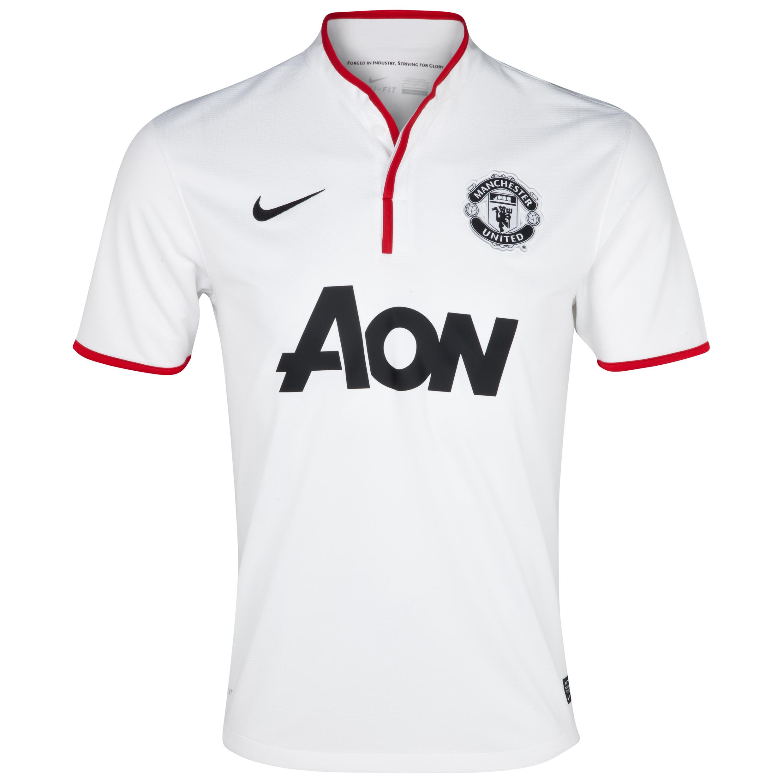 Manchester United Away Shirt 2012/13 - Kids
