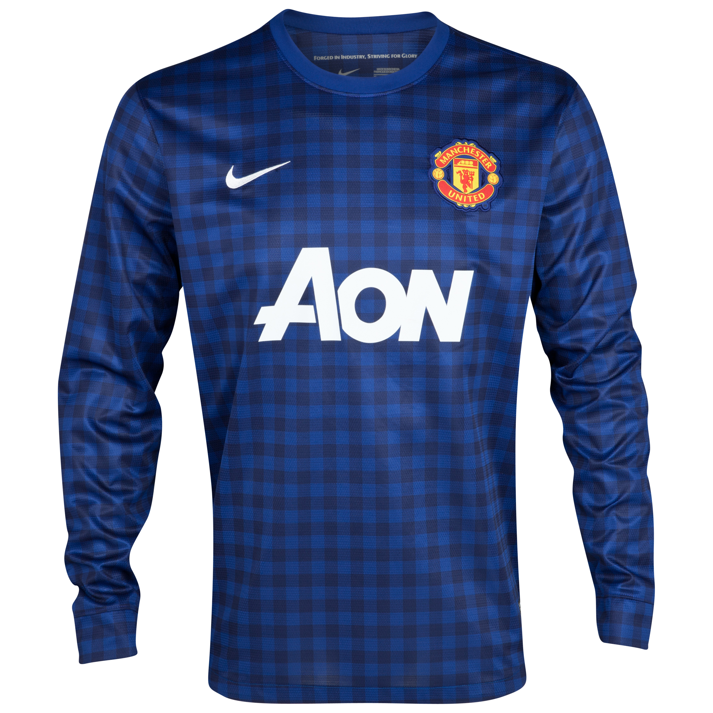 Manchester United Away Goalkeeper Shirt 2012/13- Youths