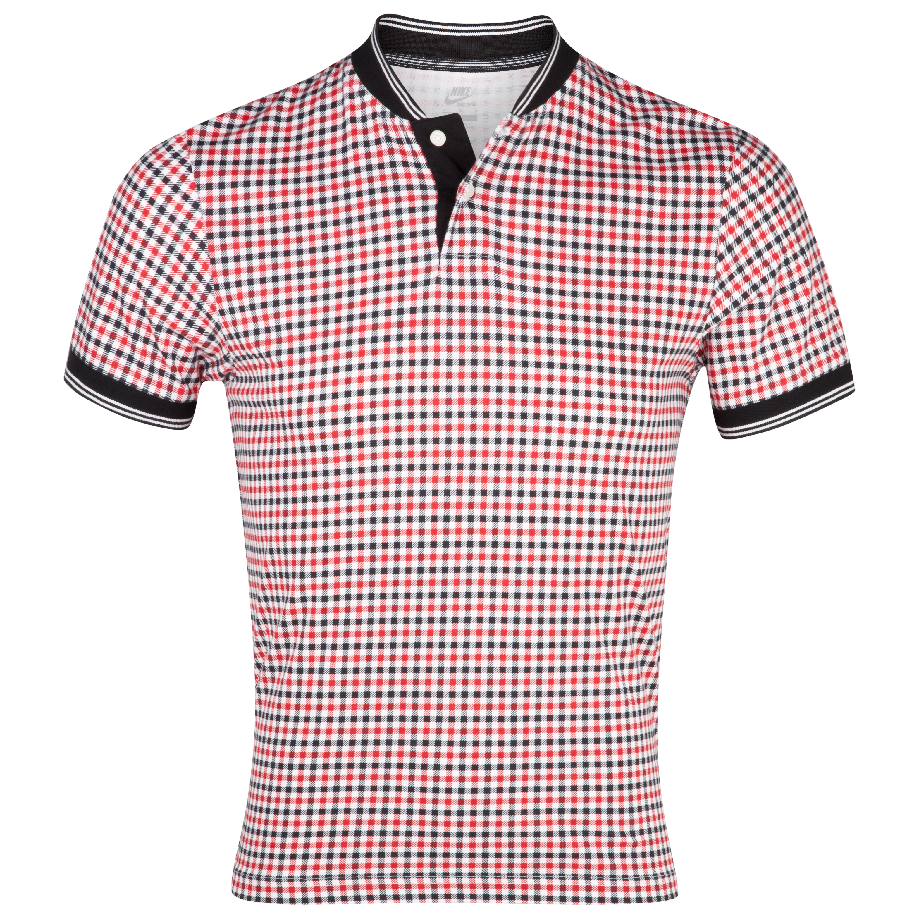 Manchester United NSW Penny Collar Polo - White/Red/Black