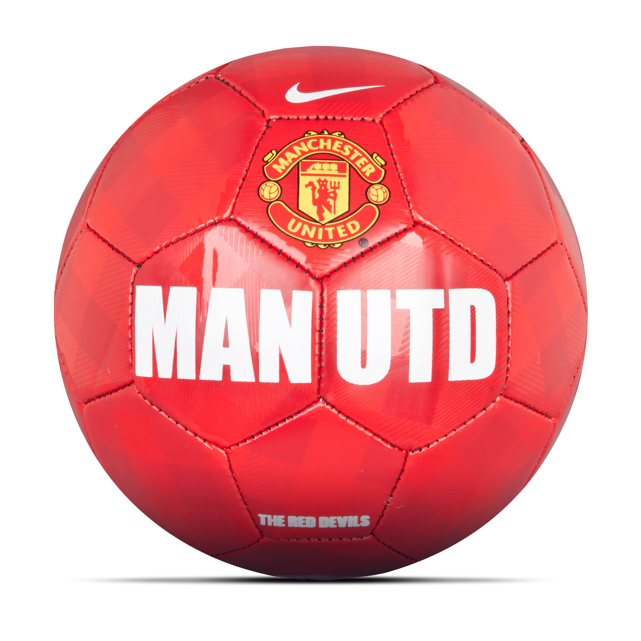 Manchester United Skills Football - Red/White/White - Size 1