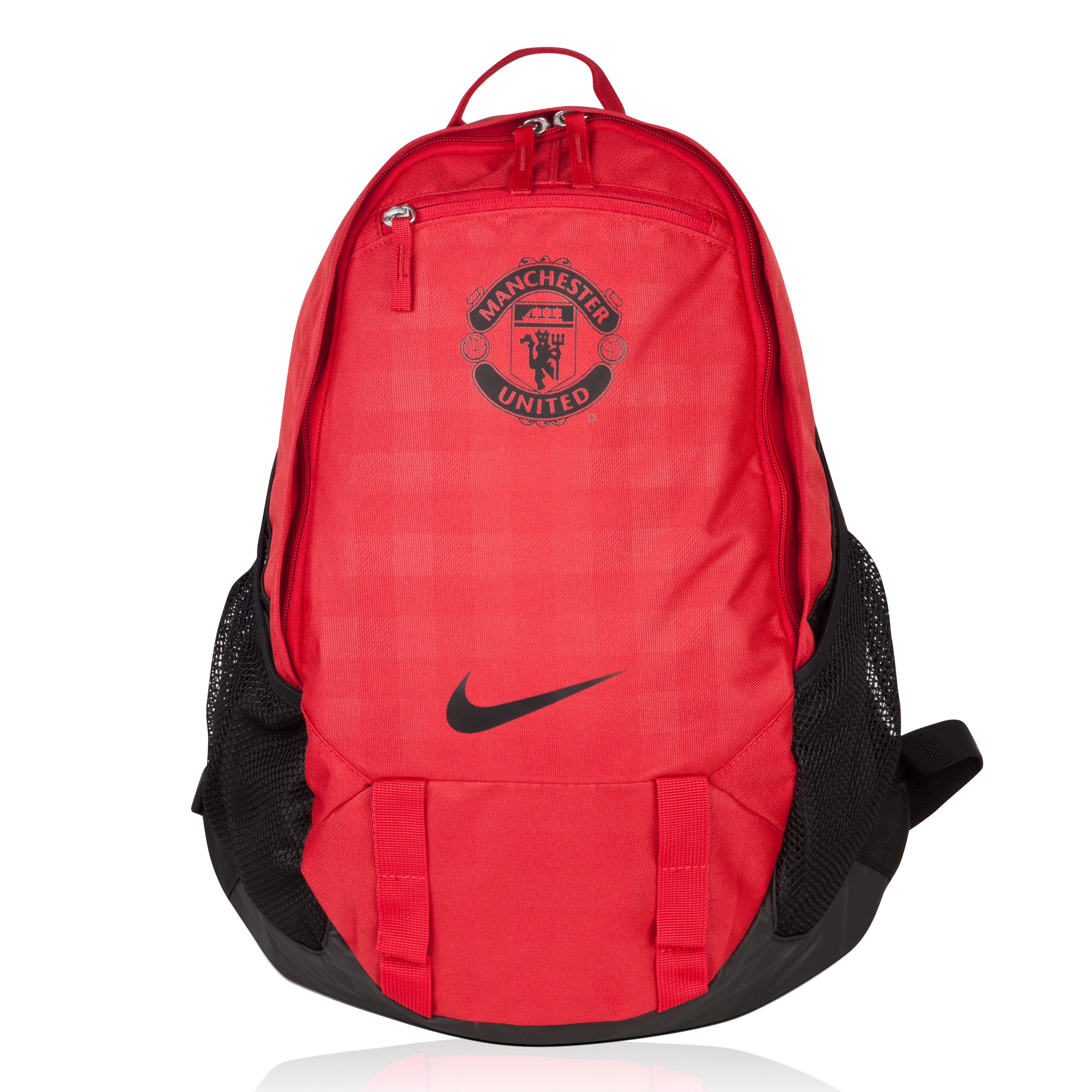 Manchester United Allegiance Offense Compact Backpack - Varsity  Red/Black