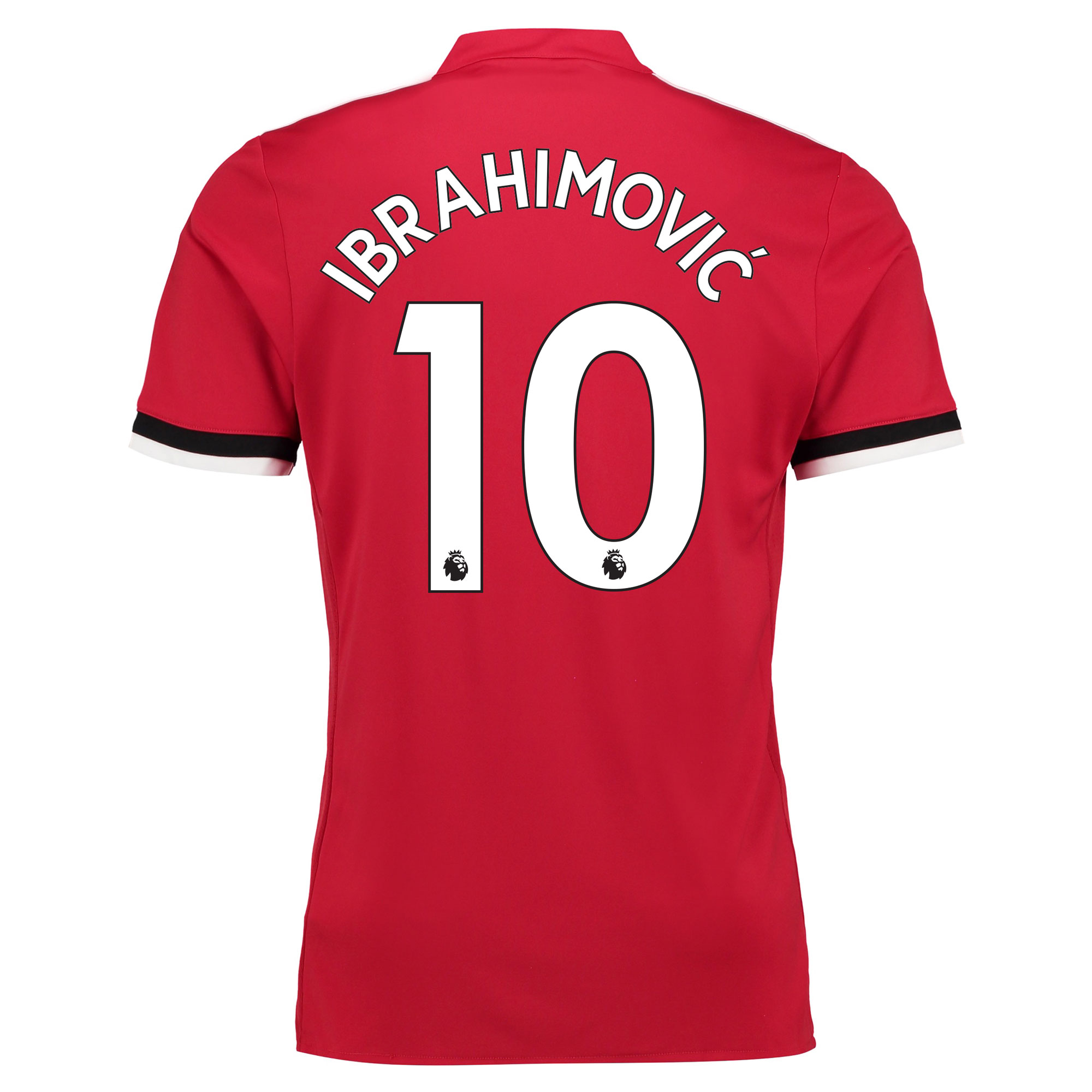 Manchester United Home Shirt 2017-18 Zlatan 10