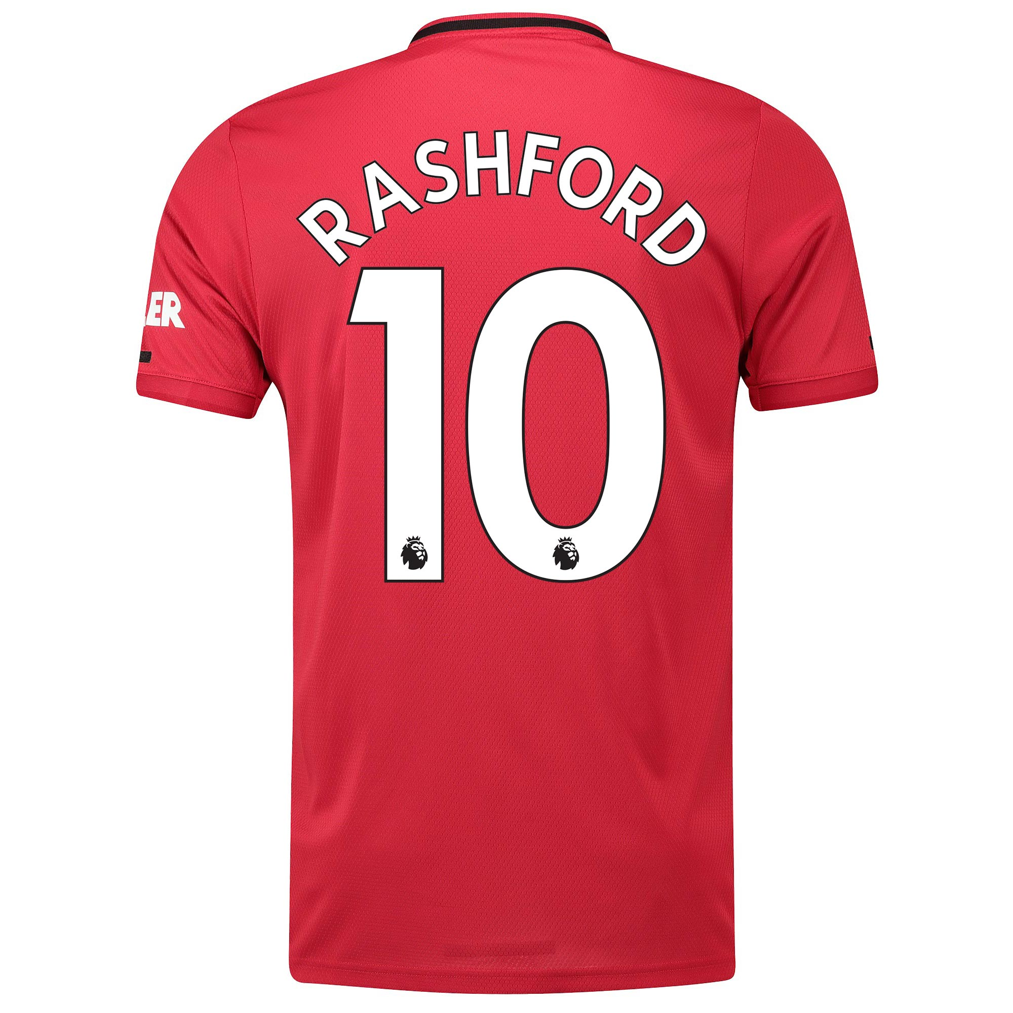 マンチェスター ユナイテッド ホーム シャツ 2019-20 Rashford 10