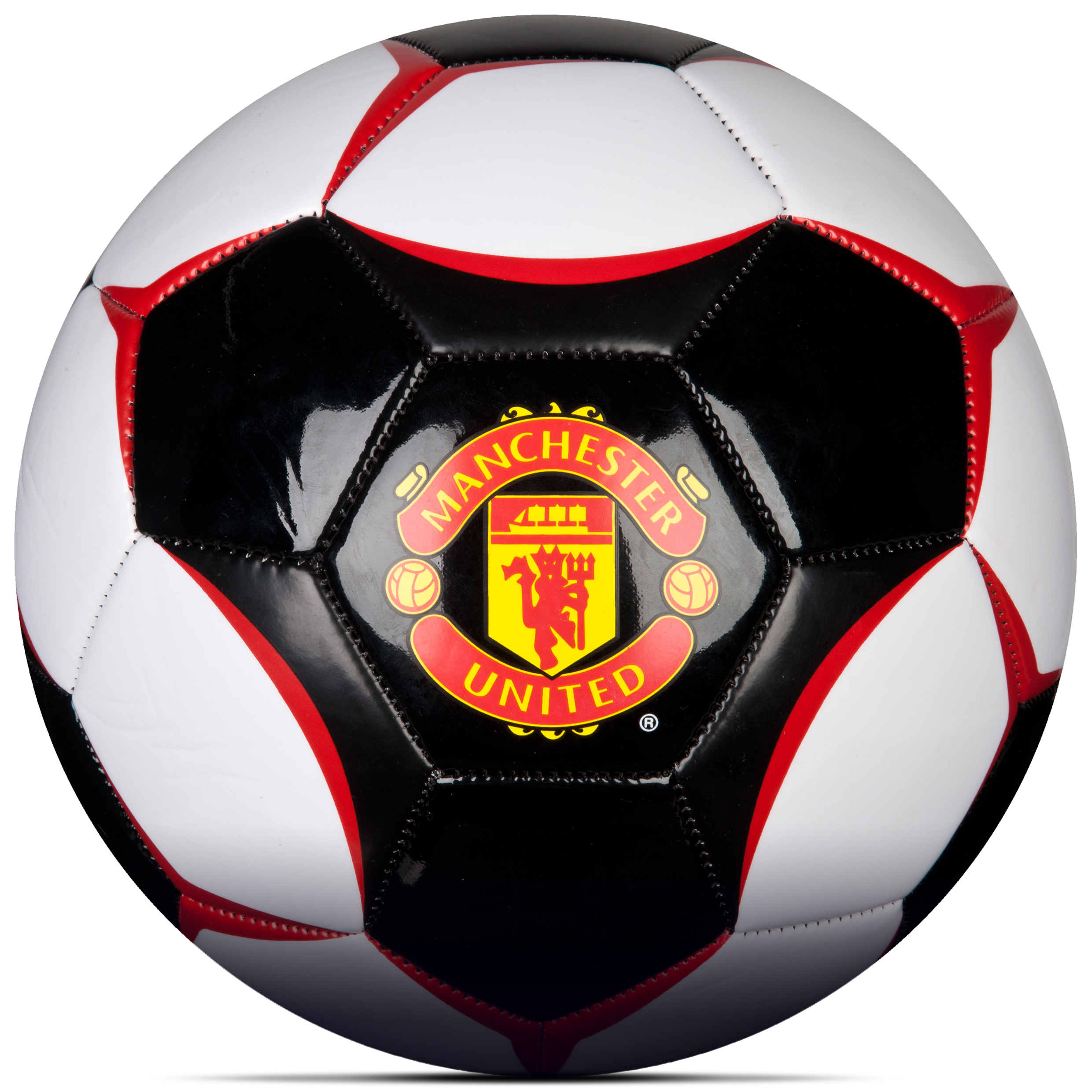 Manchester United Shield Football - Size 5