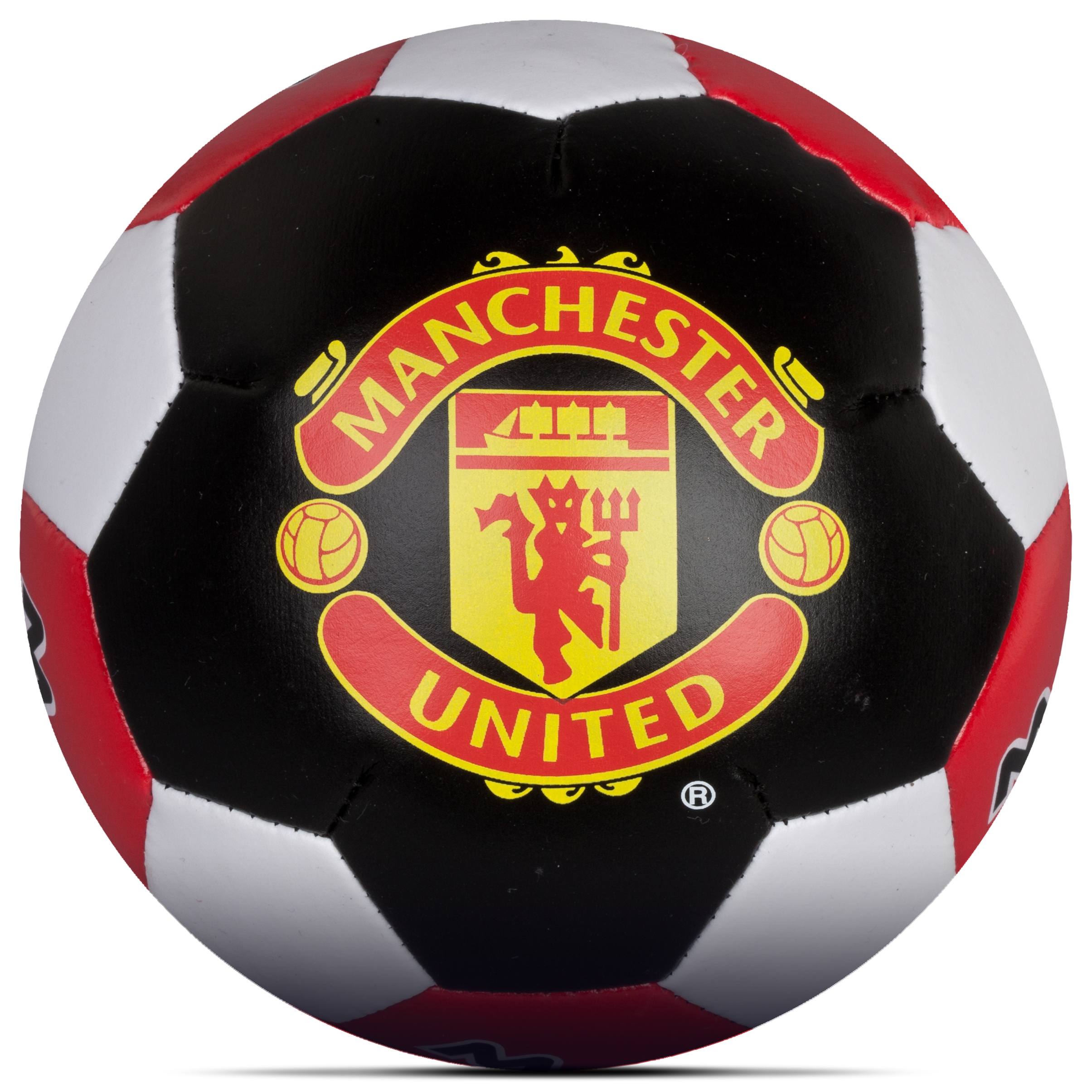Manchester United 4 Inch Soft Ball