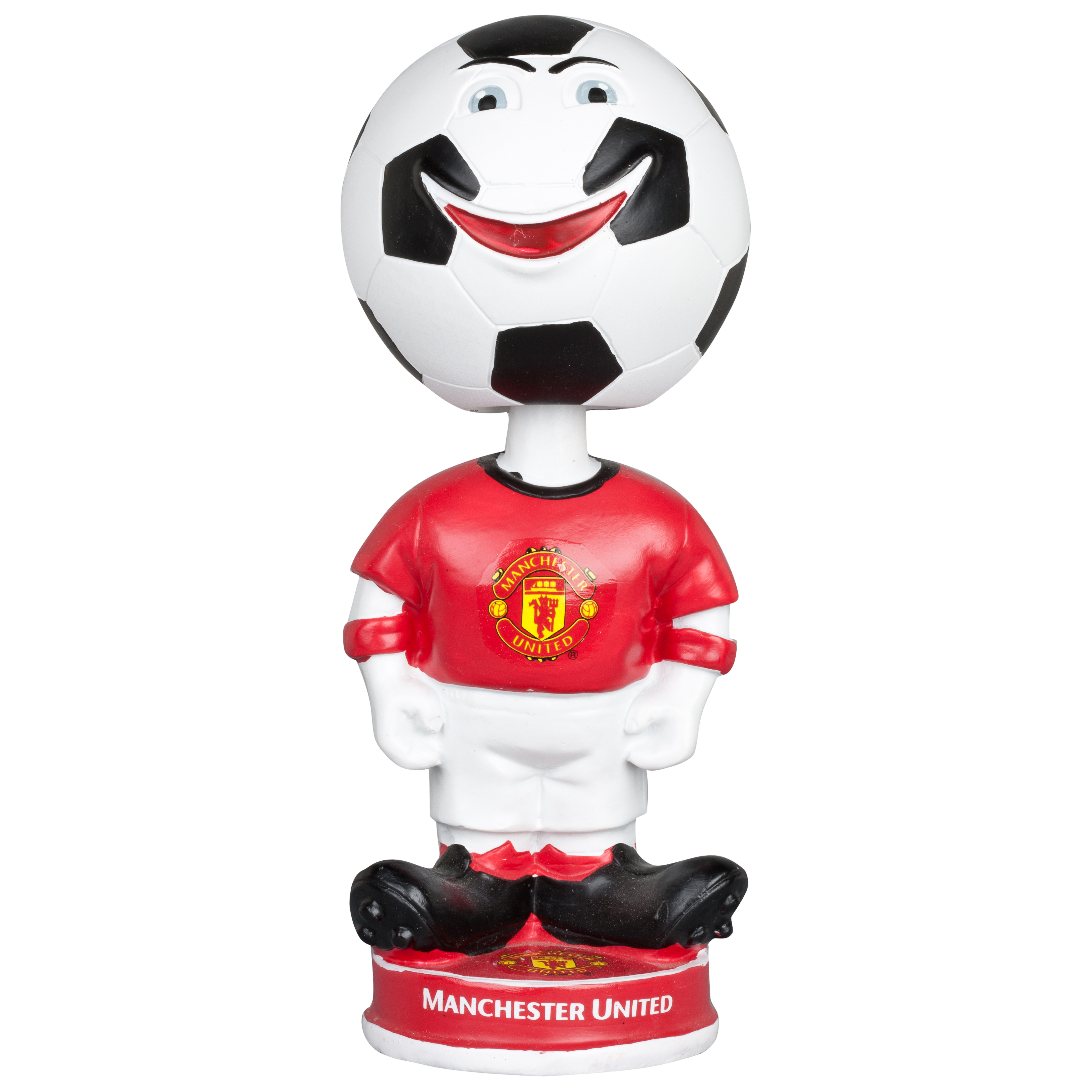 Manchester United Football Bobble Head