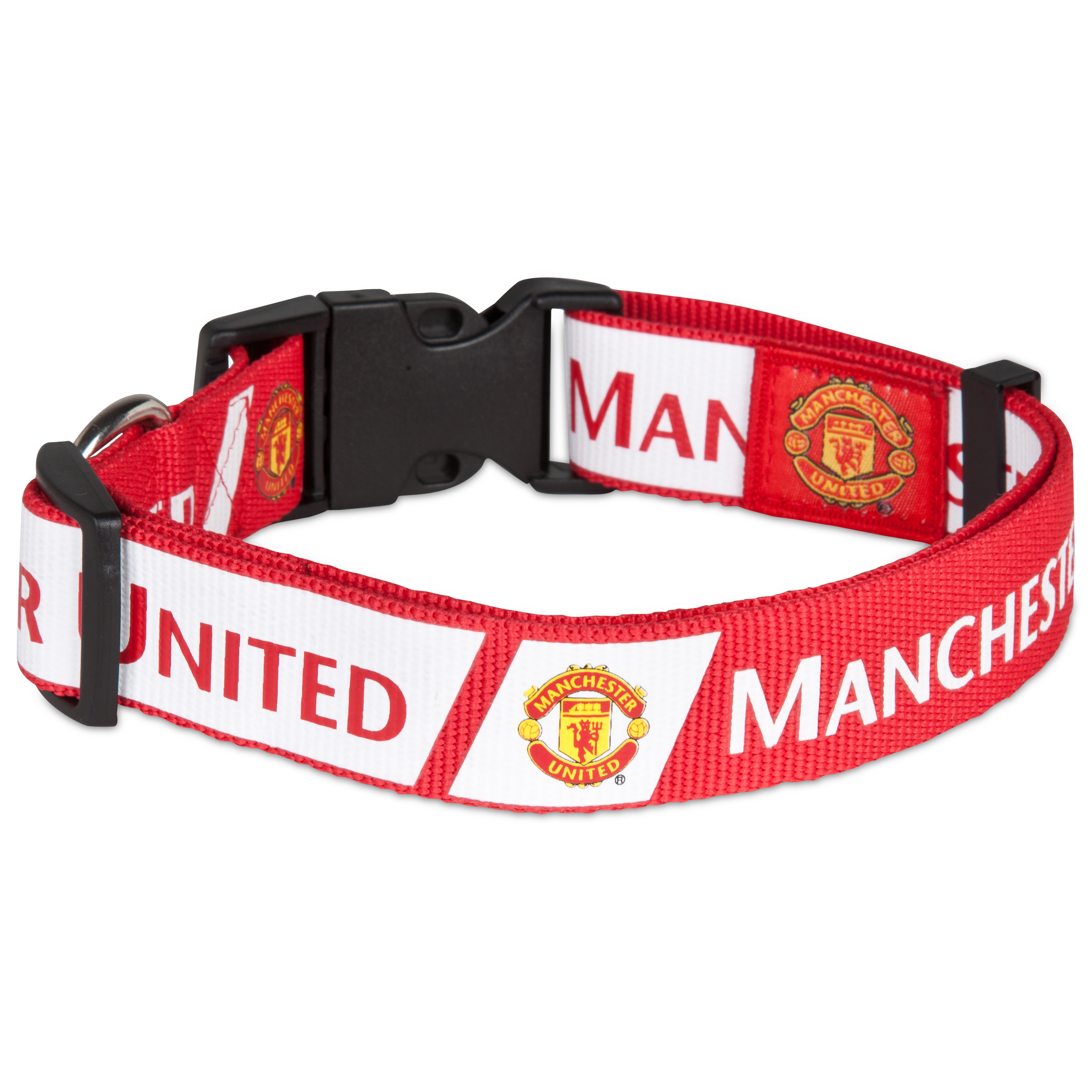 Manchester United Dog Collar - Large