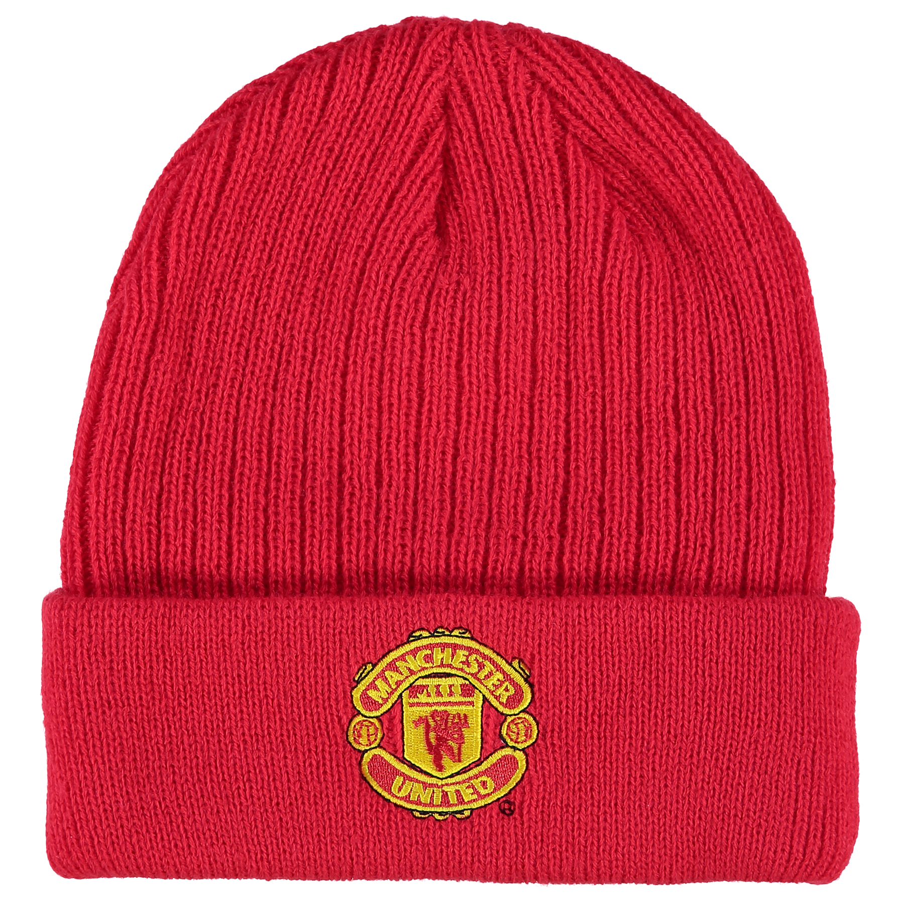 Manchester United Core Crest Hat - Red - Mens