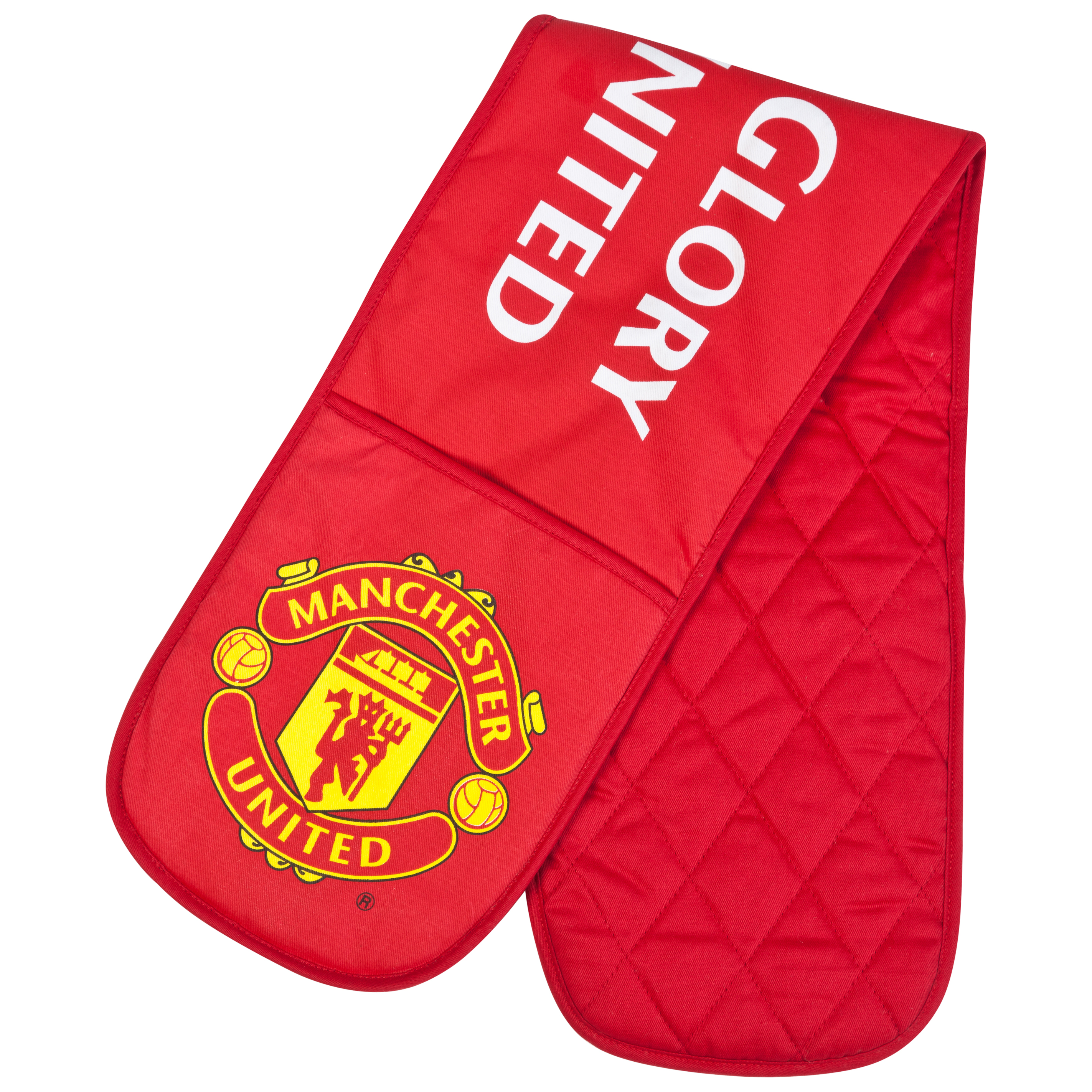 Manchester United Oven Gloves