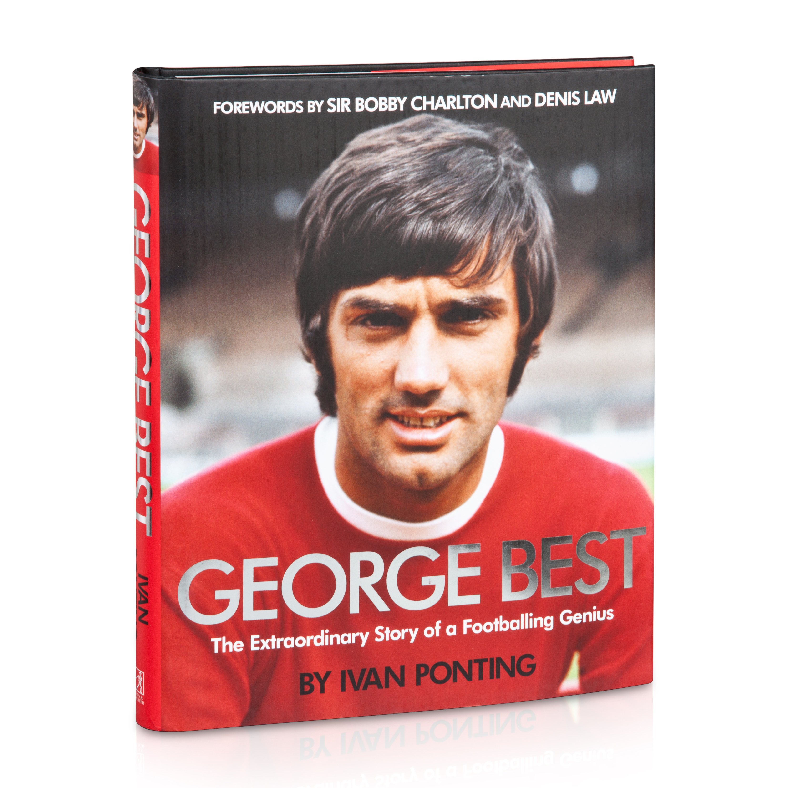 Manchester United George Best Book