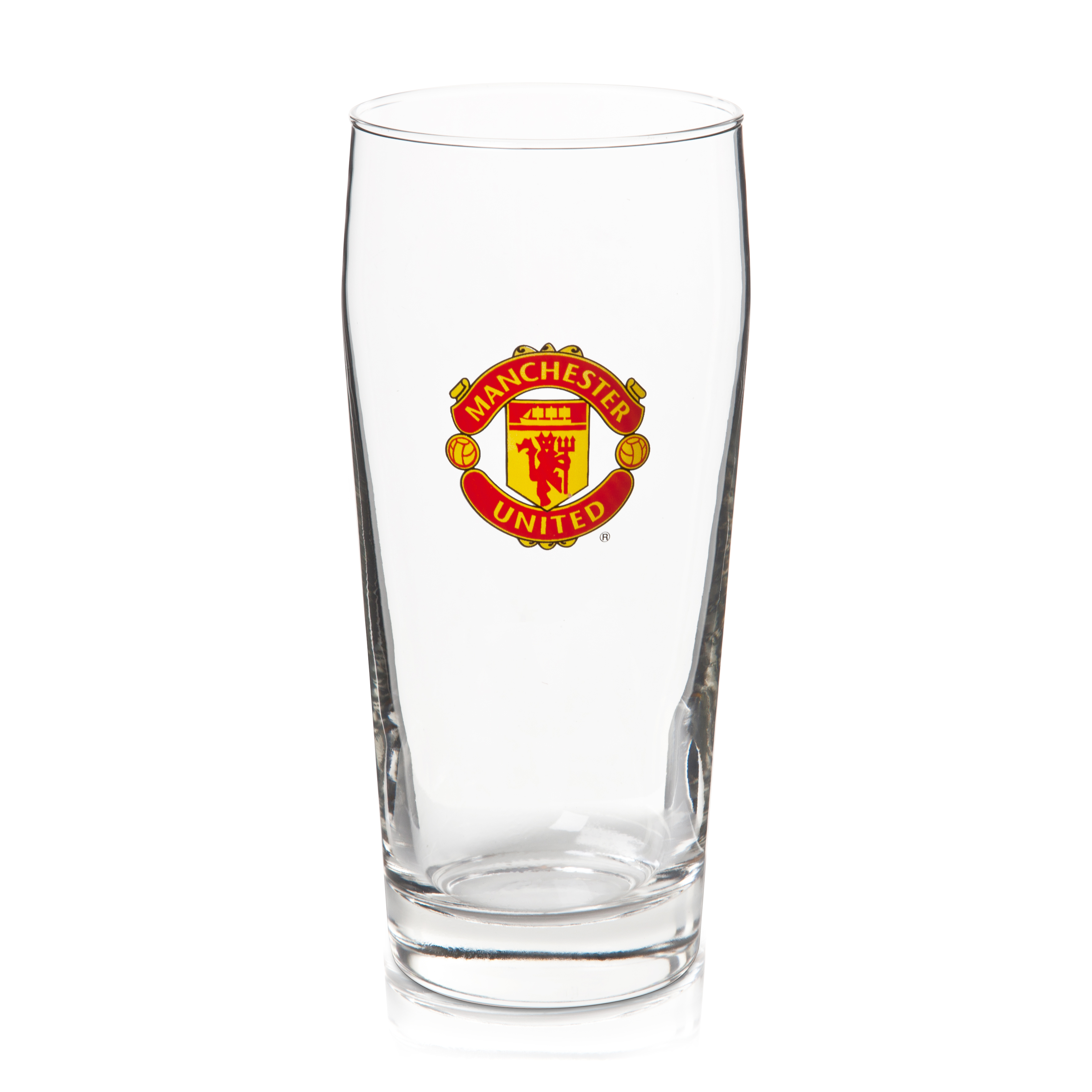 Manchester United Tulip Pint Glass