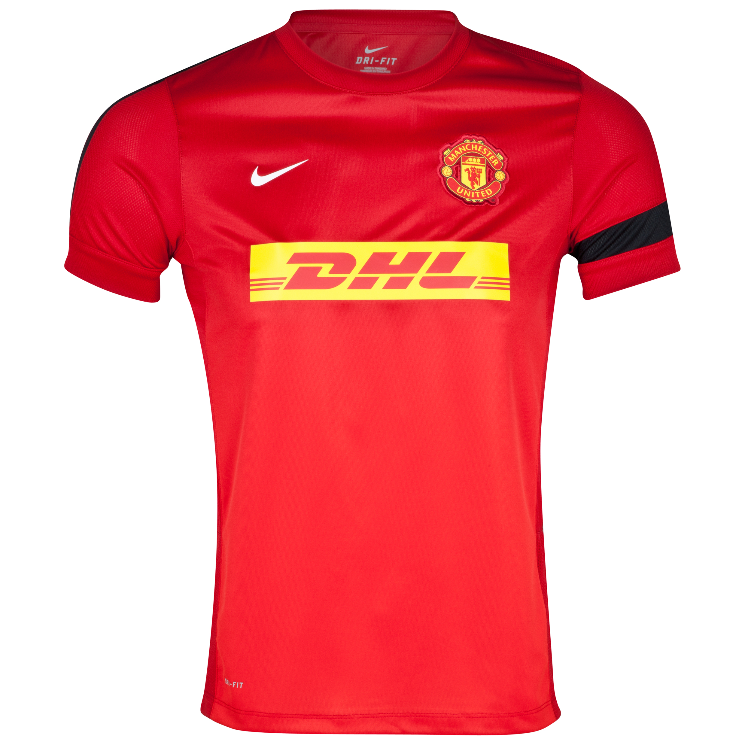 Manchester United Training Top III - Gym Red/Black/White - Kids